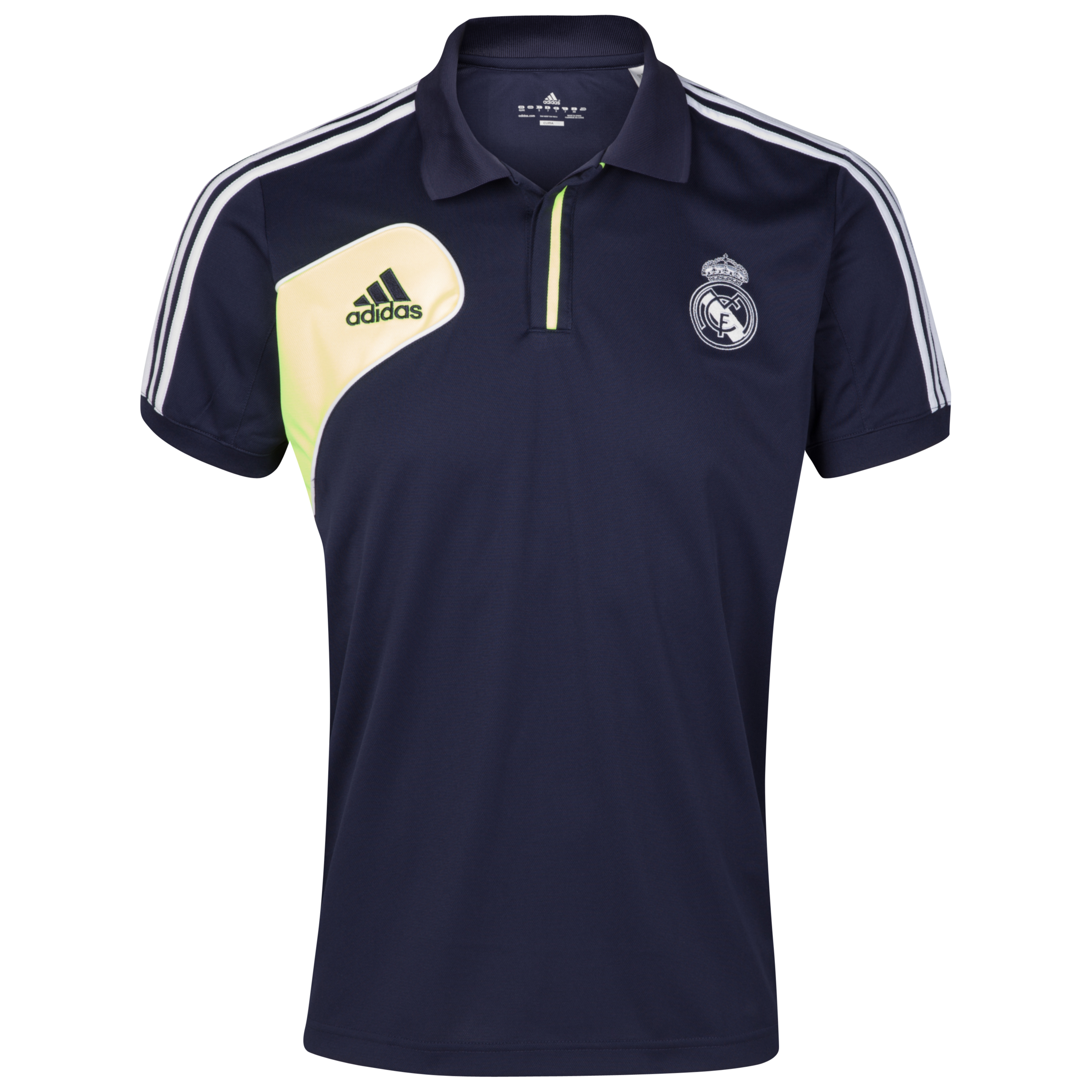 Real Madrid Training Polo - Noble Ink/Electricity