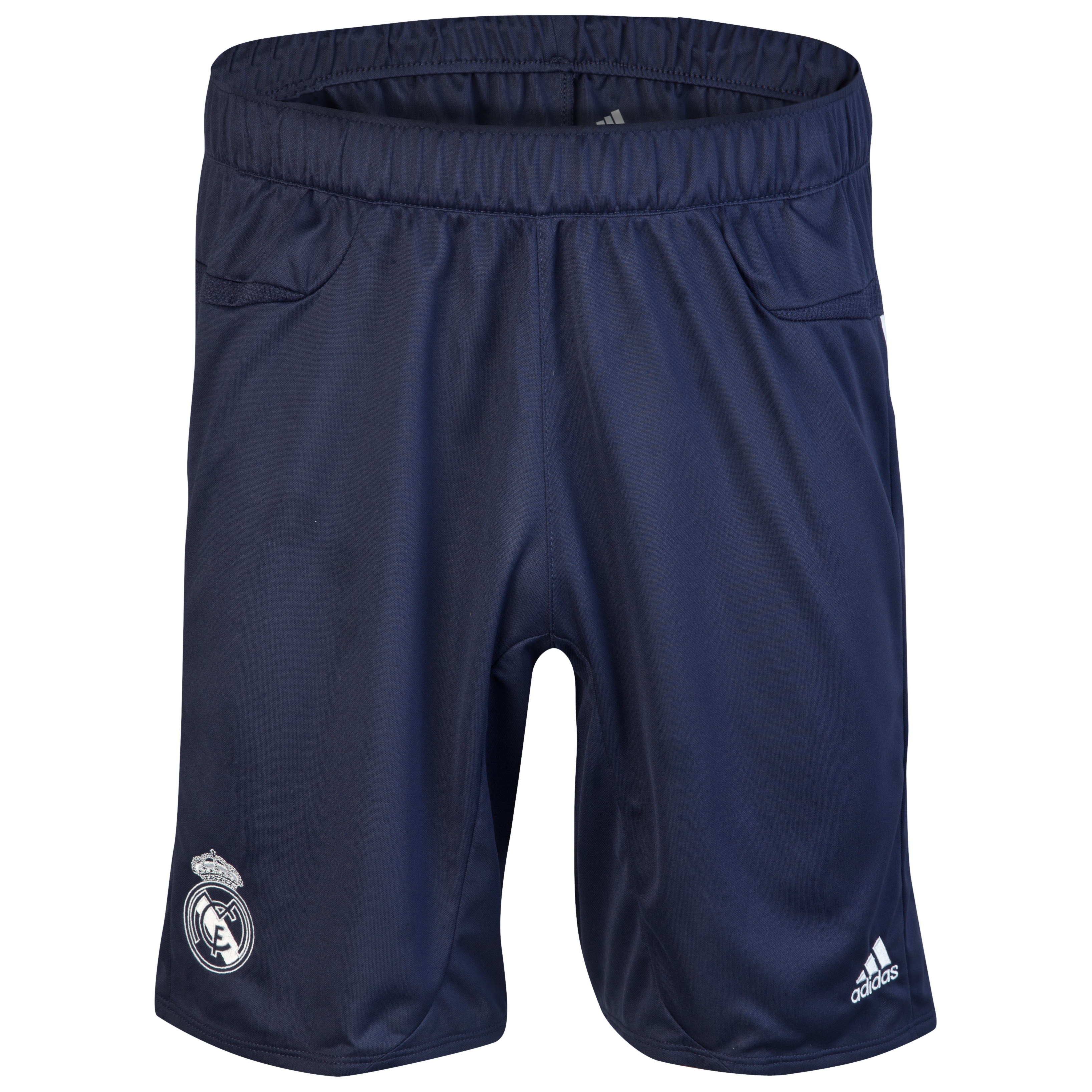 Real Madrid Training Short - Noble Ink/White