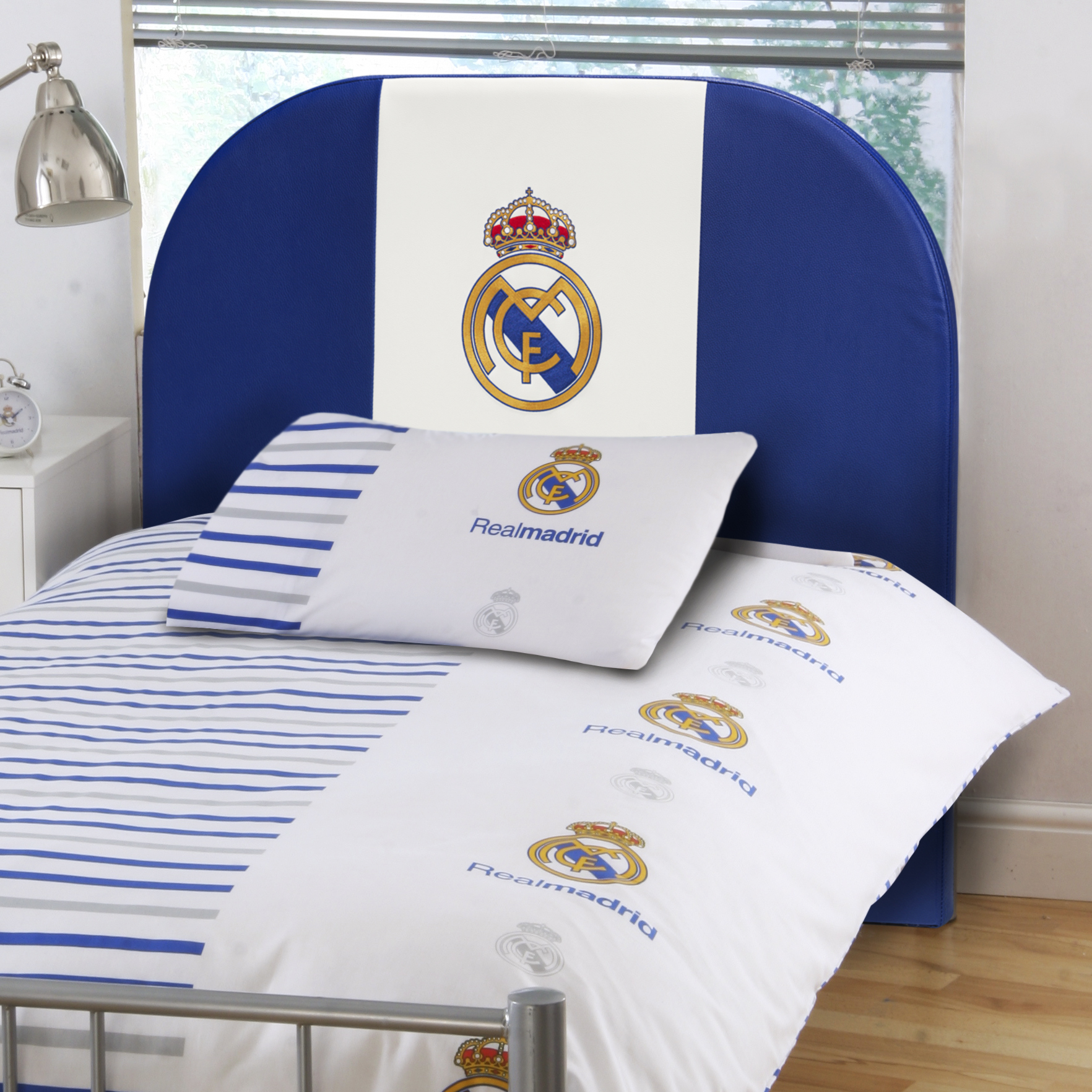Real Madrid Headboard