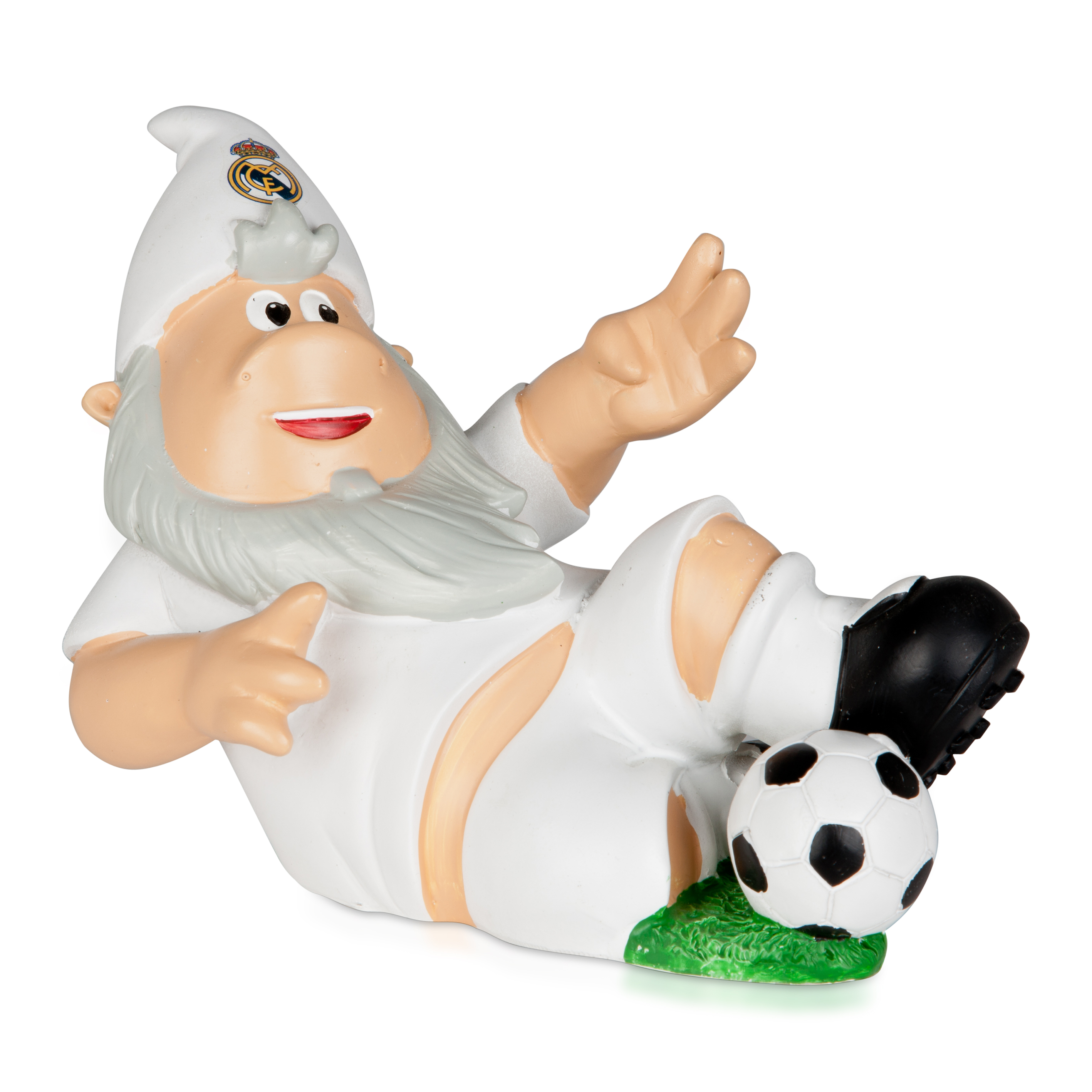 Real Madrid Slide Tackle Gnome