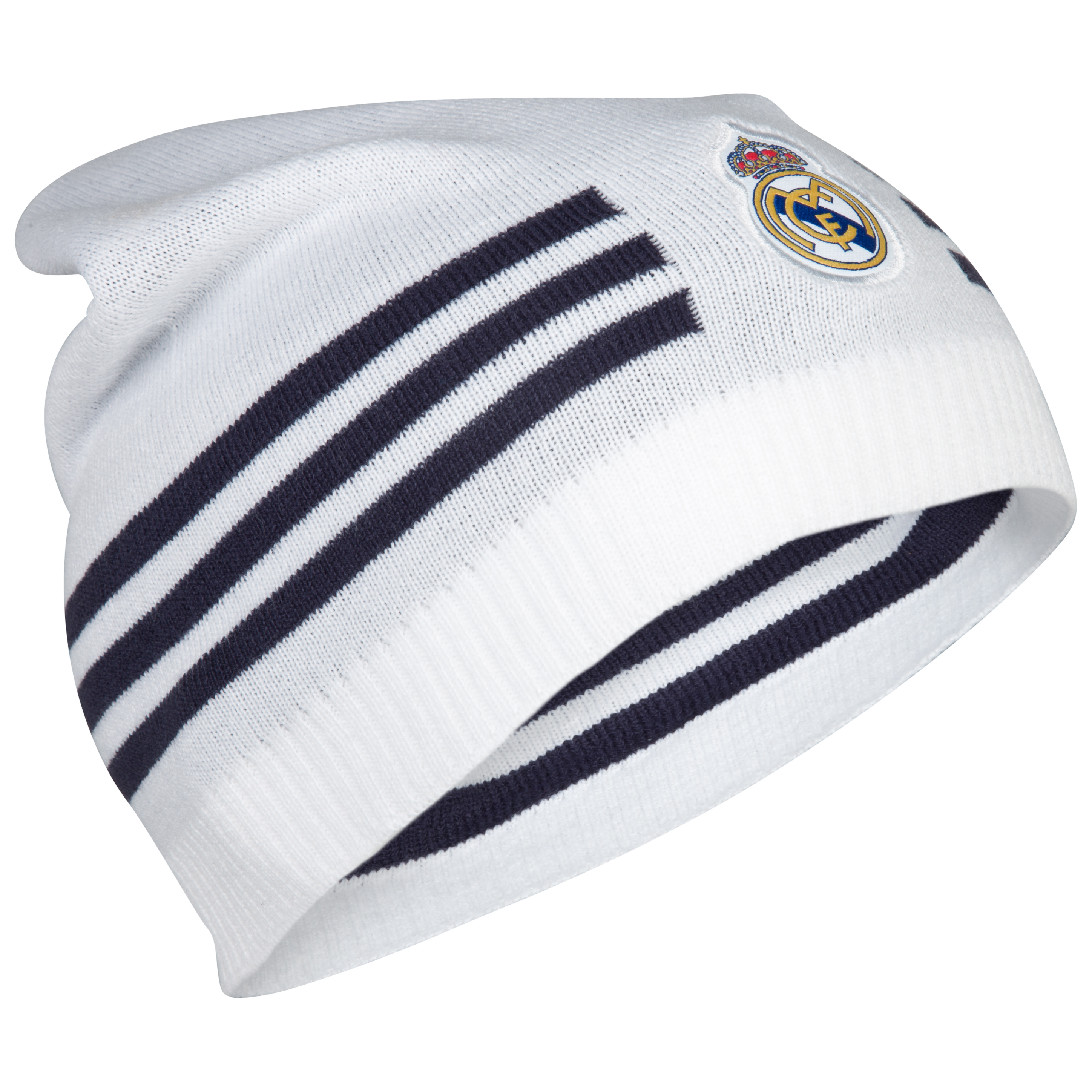 Real Madrid Beanie - White/Noble Ink