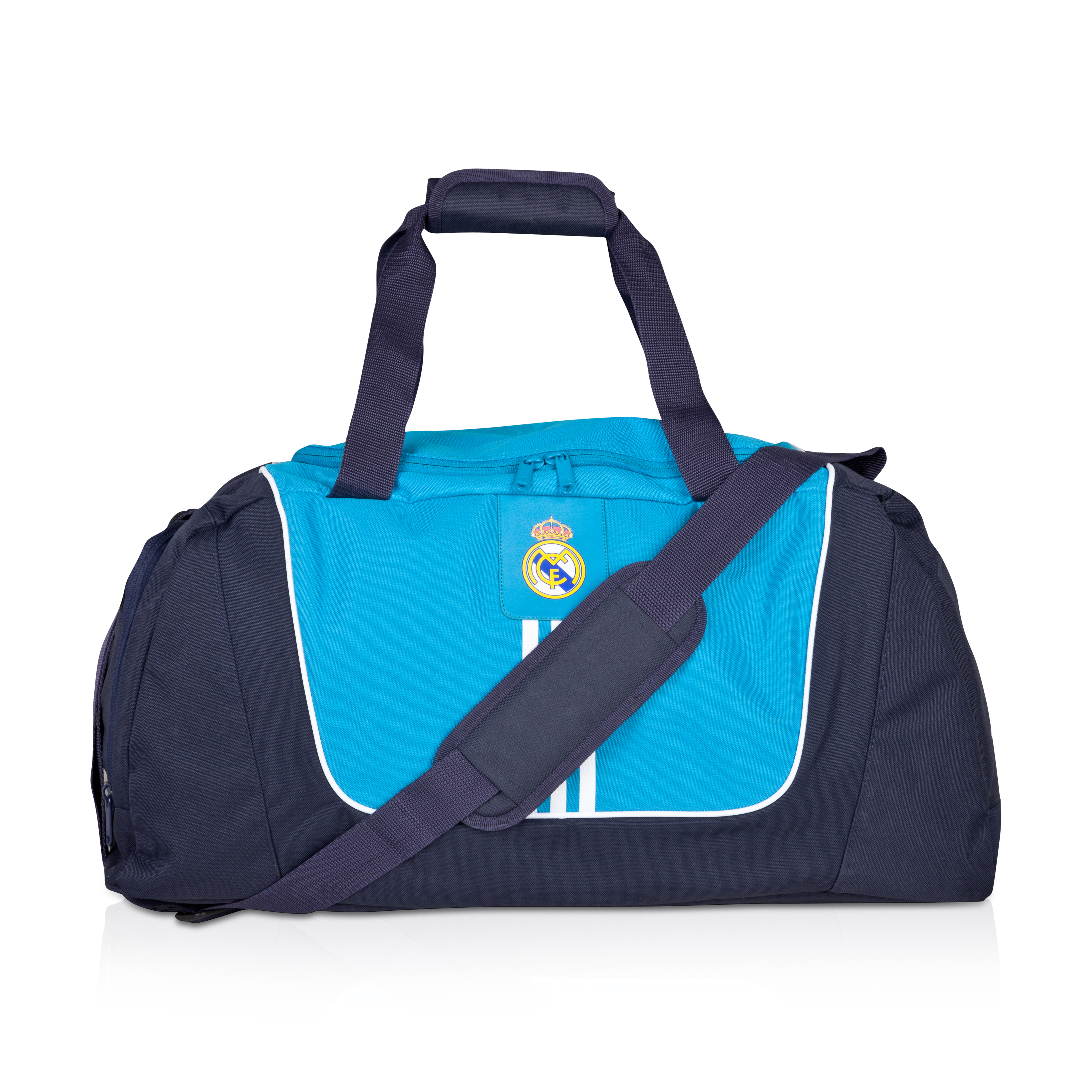 Real Madrid Travel Bag - Noble Ink/Turquoise