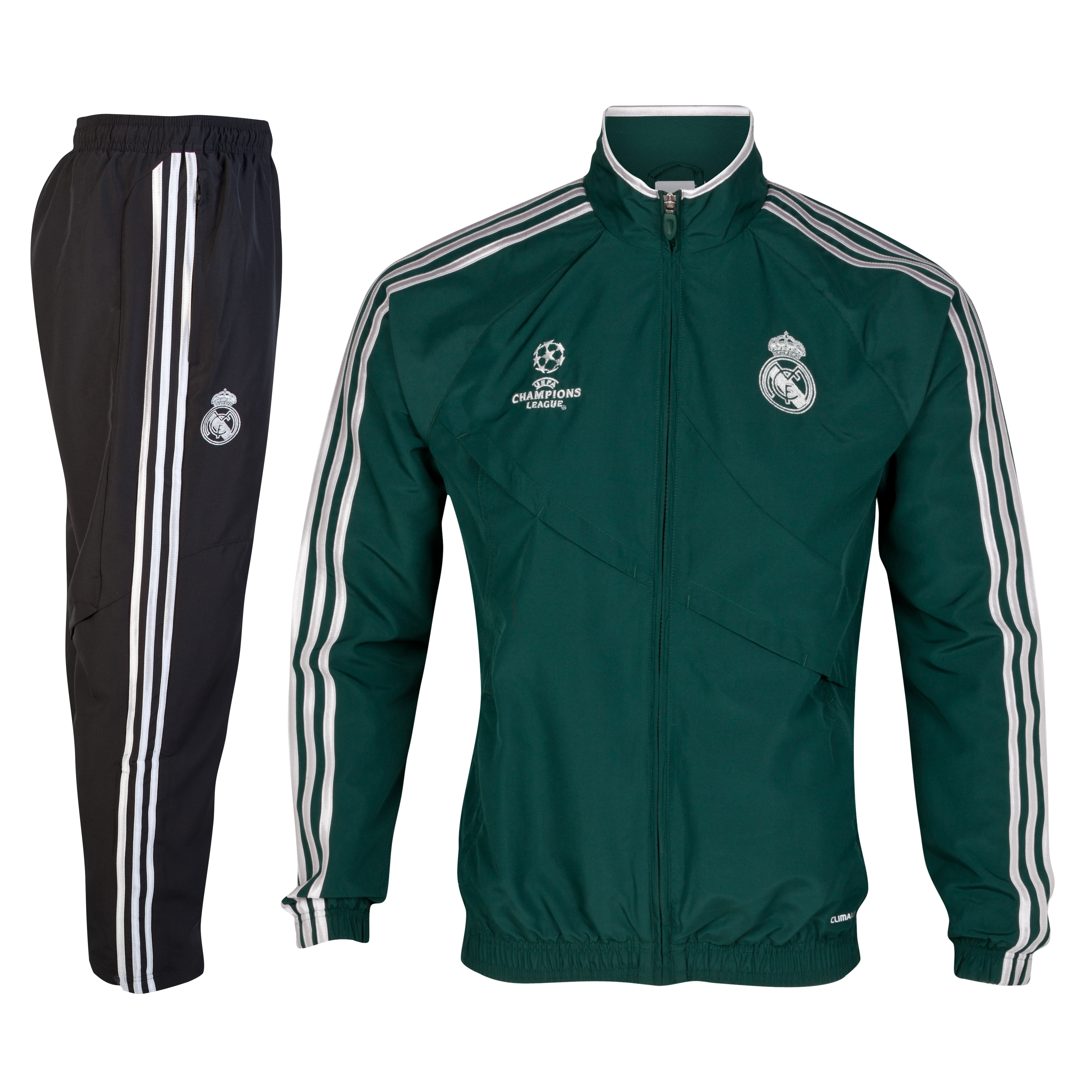 Real Madrid UCL Training Presentation Suit