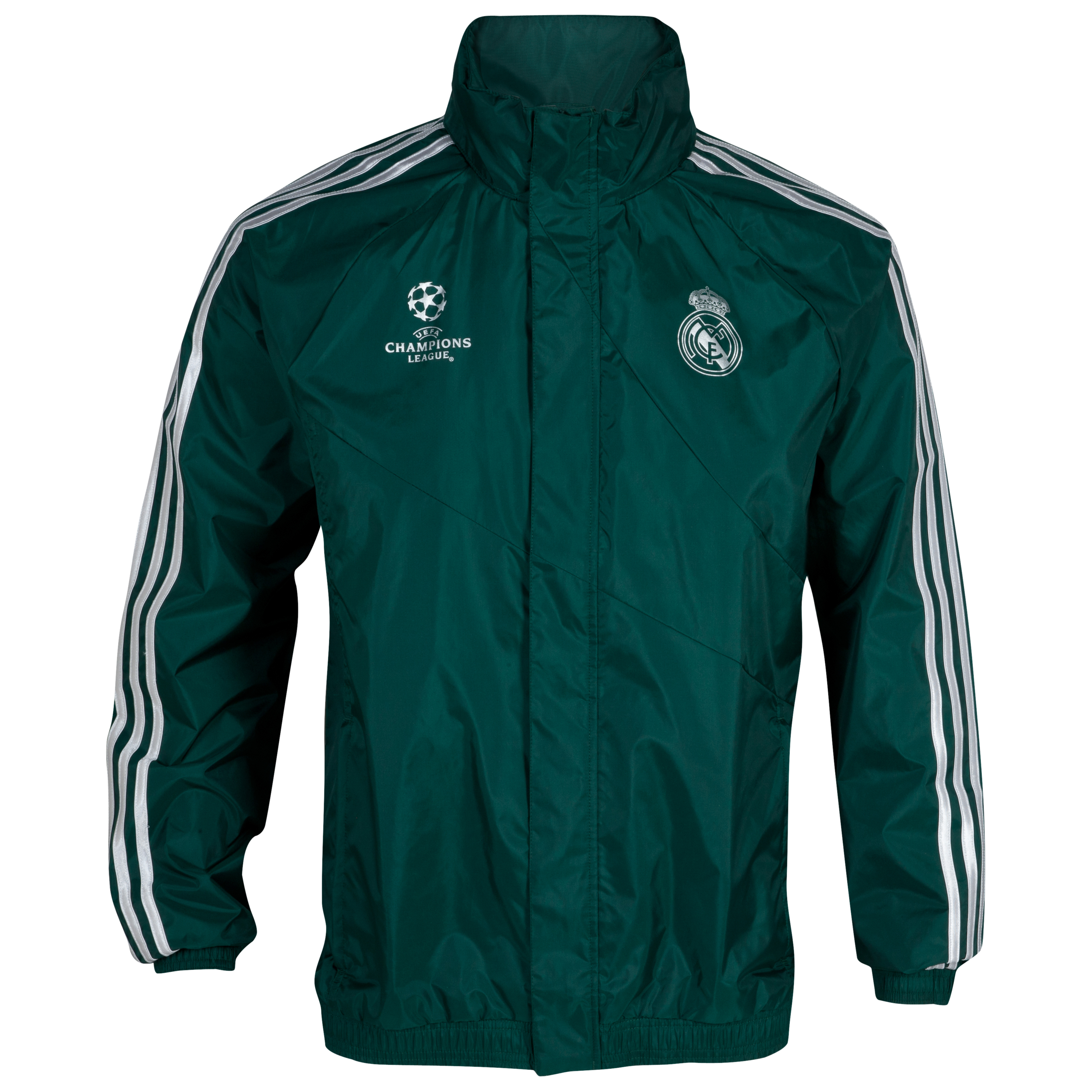 Chaqueta de Entrenamiento Real Madrid de la Liga de Campeones - Chaqueta para la Lluvia