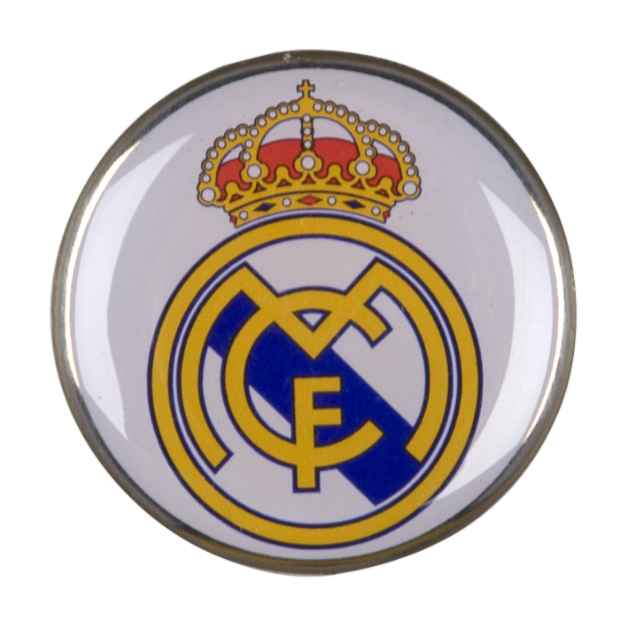 Real Madrid Golf Ball Marker