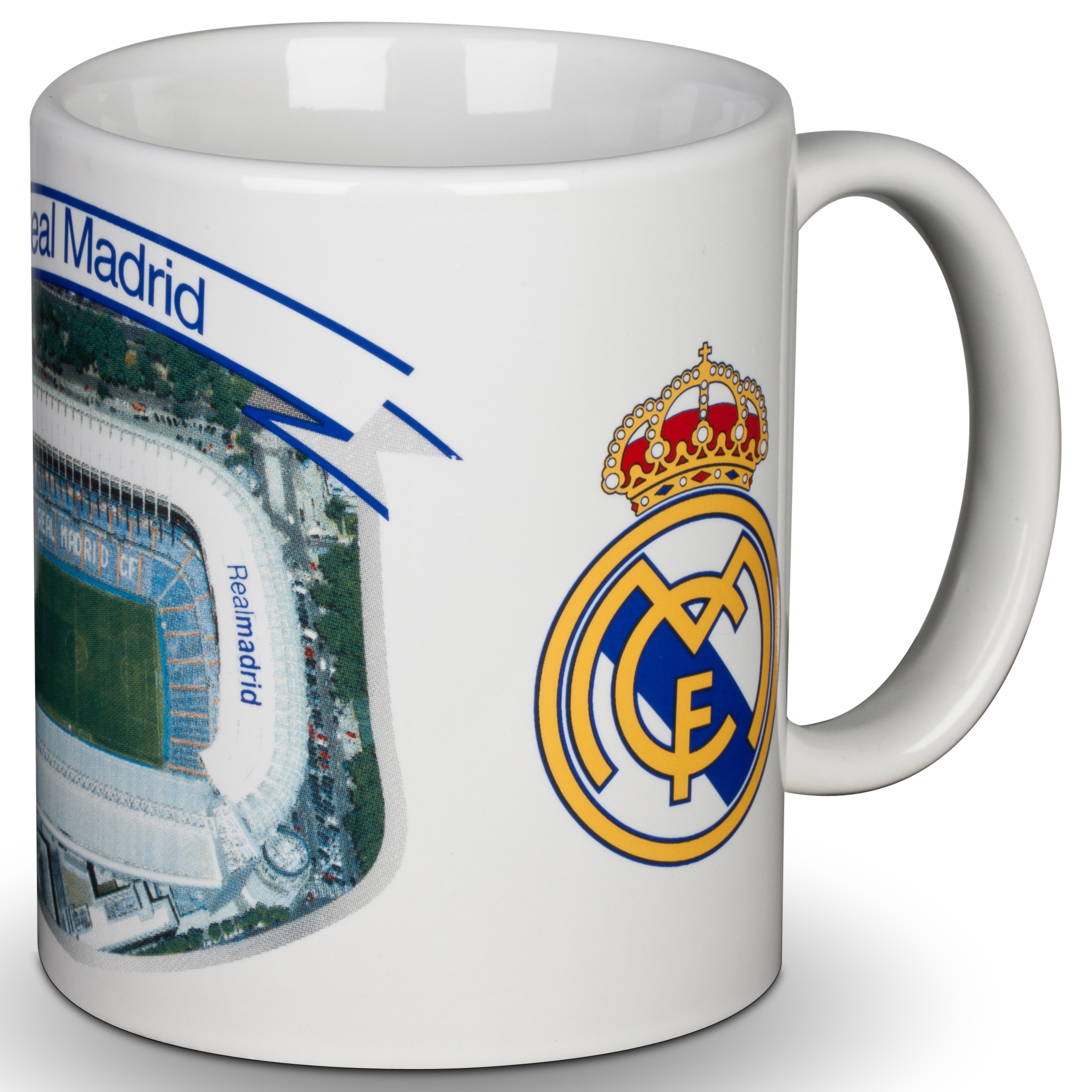 Real Madrid Stadium Photo Mug