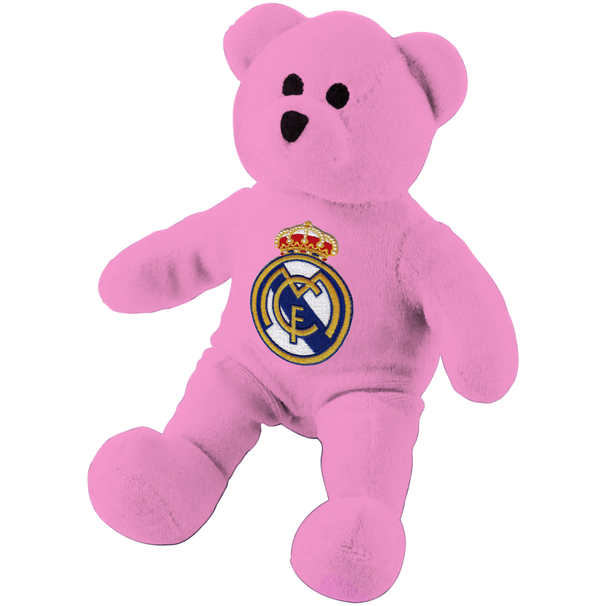 Real Madrid Solid Bear - Pink