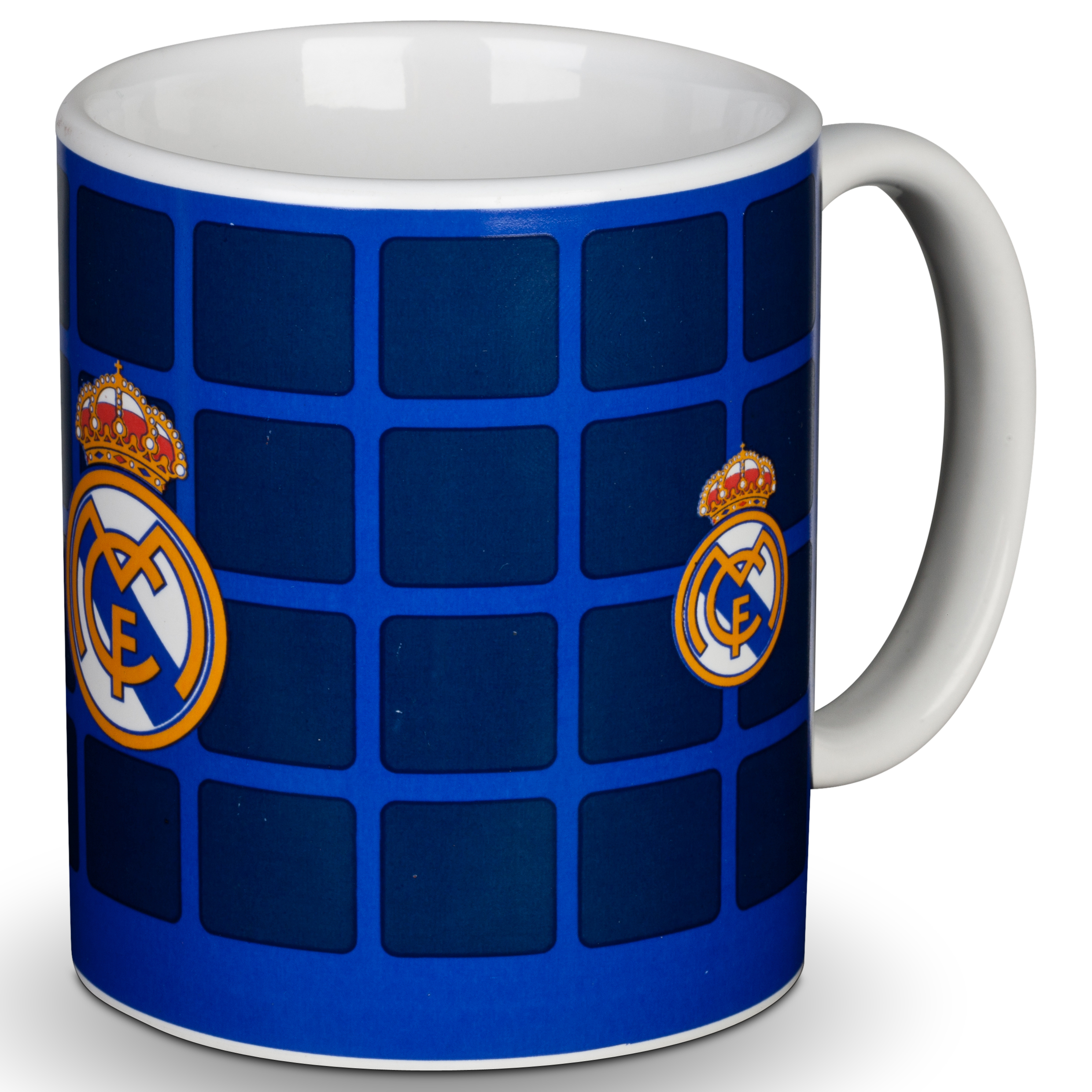 Real Madrid Plaza Mug