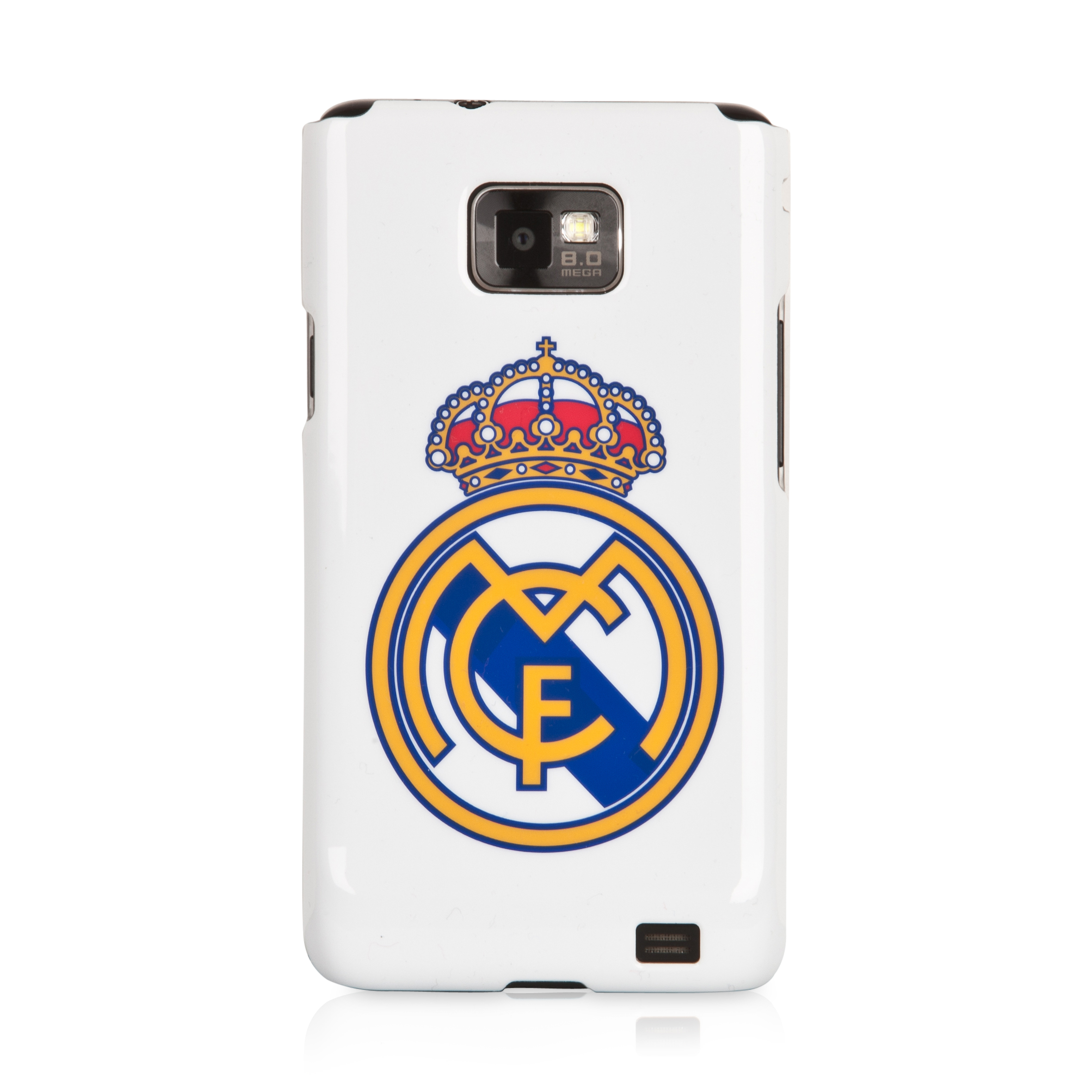 Real Madrid Samsung Galaxy S2 I9100 Phone Cover
