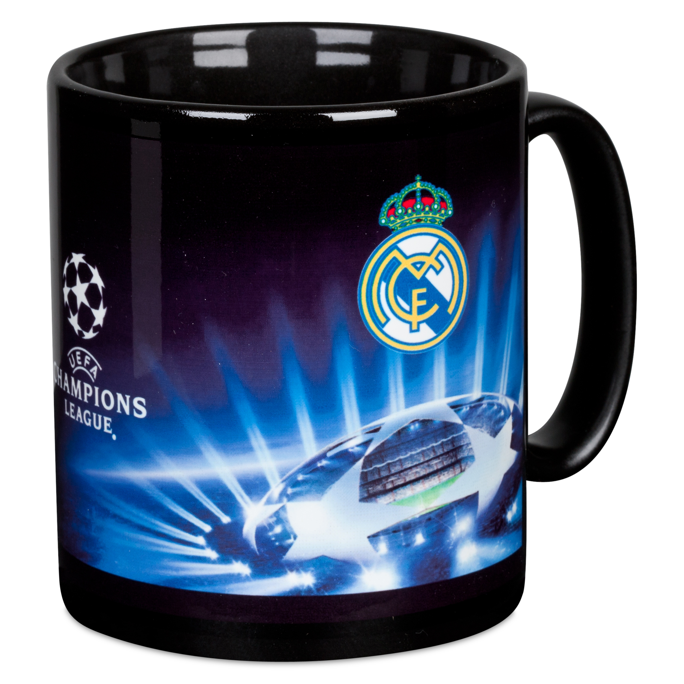 Real Madrid UEFA Champions League Mug
