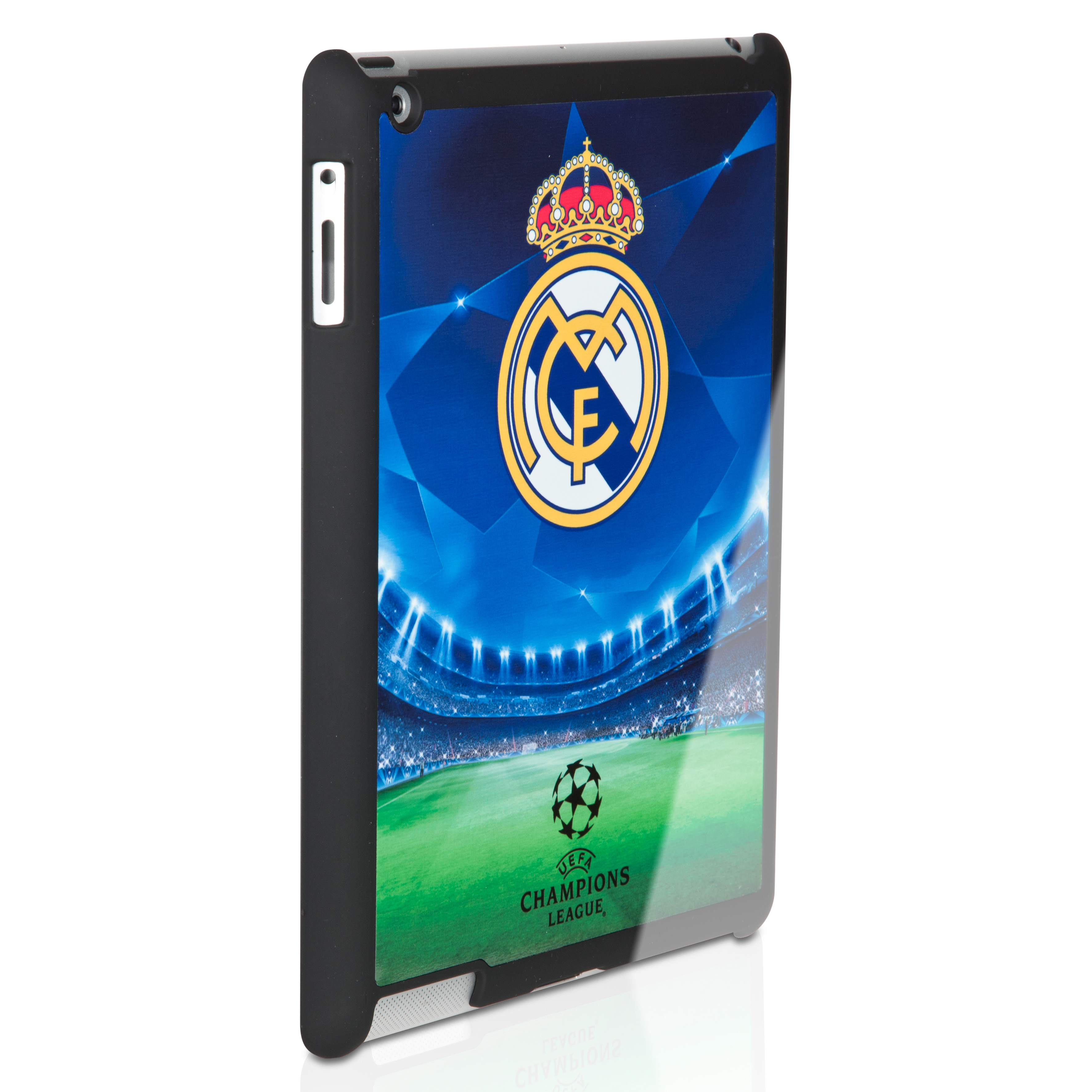 Real Madrid UEFA Champions League Ipad Cover