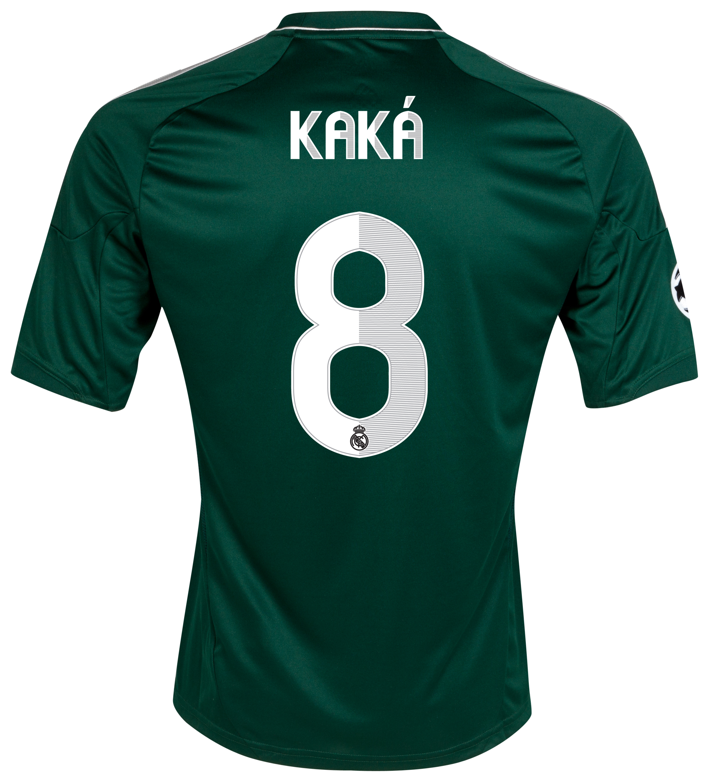 Real Madrid UEFA Champions League Third Shirt 2012/13 - Youths with Kak 8 printing