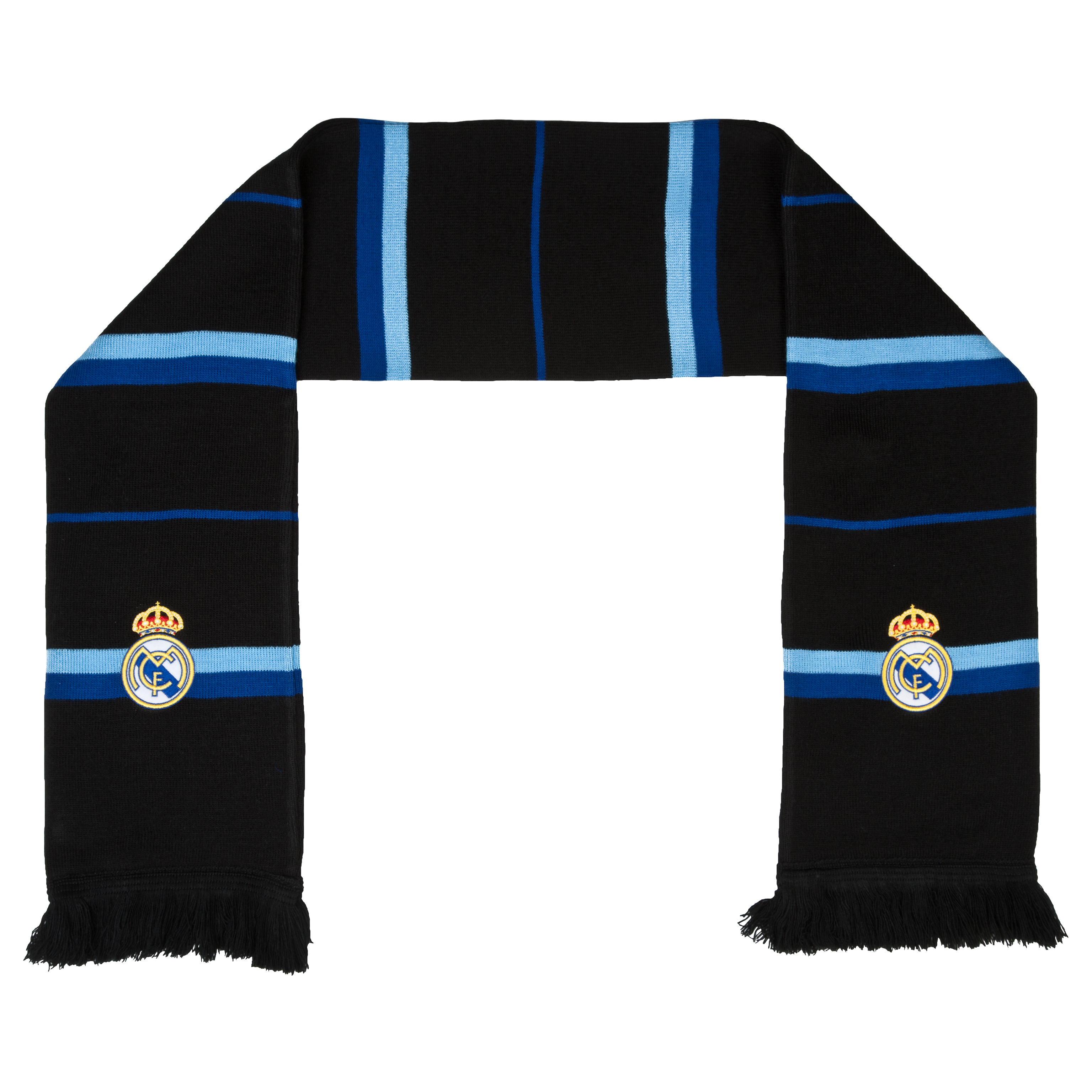 Real Madrid Bar Scarf - Blue