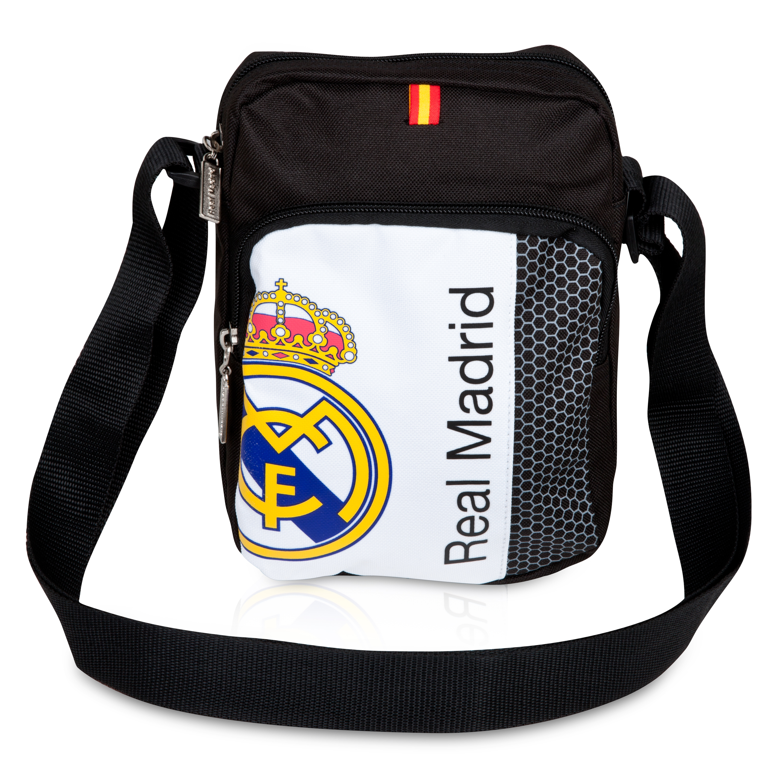 Bandolera pequea Real Madrid - 16 cm
