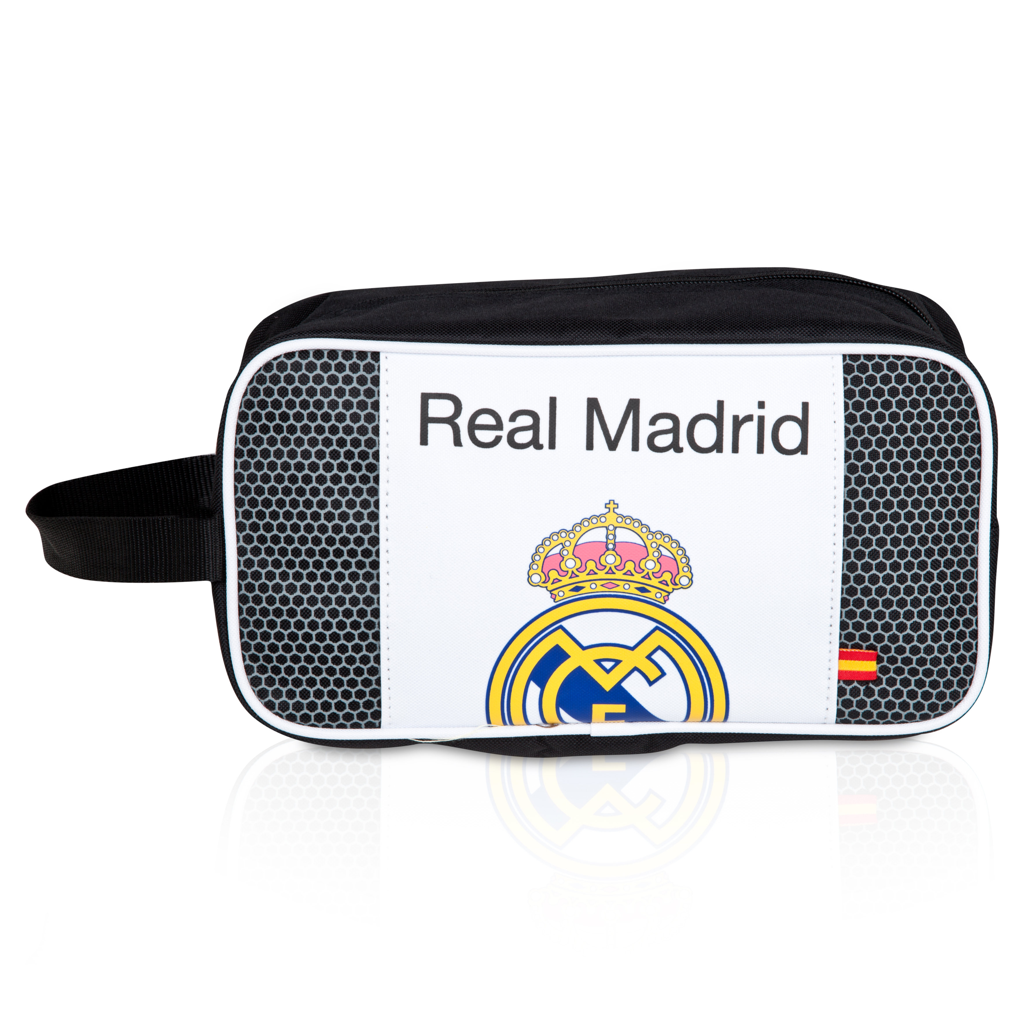 Real Madrid bolso para botas