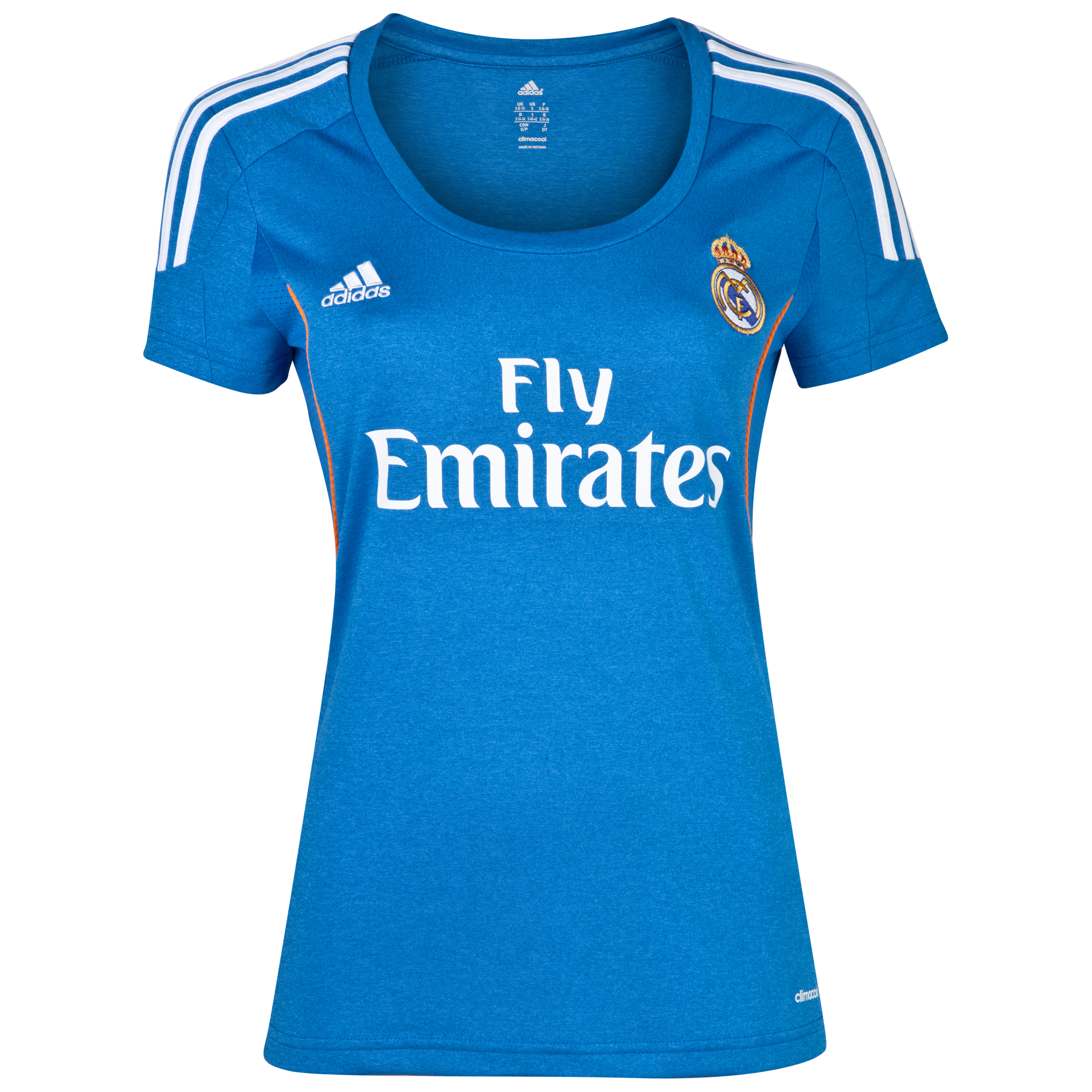 Real Madrid Away Shirt 2013/14 - Womens