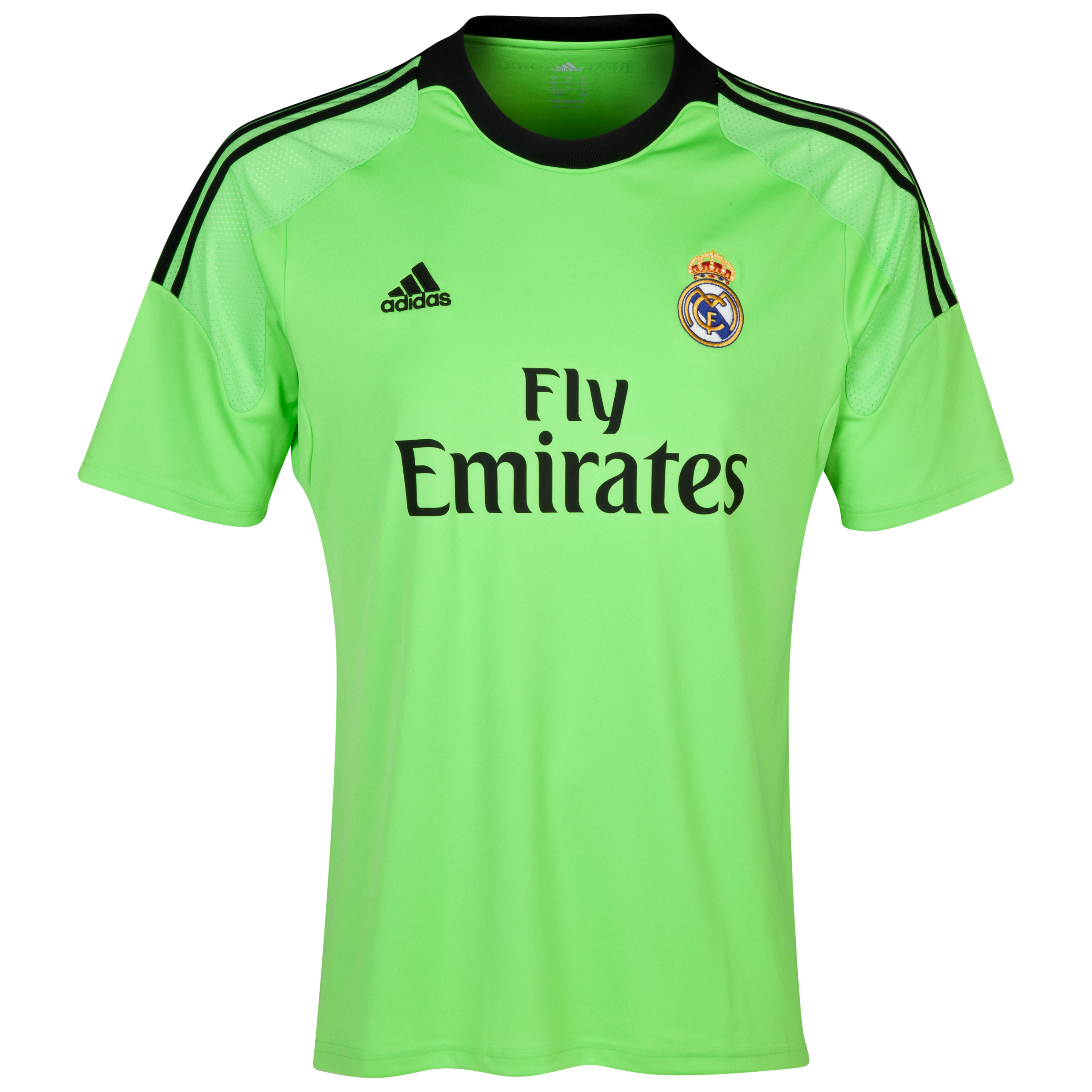 Real Madrid Away Goalkeeper Shirt 2013/14 - kids