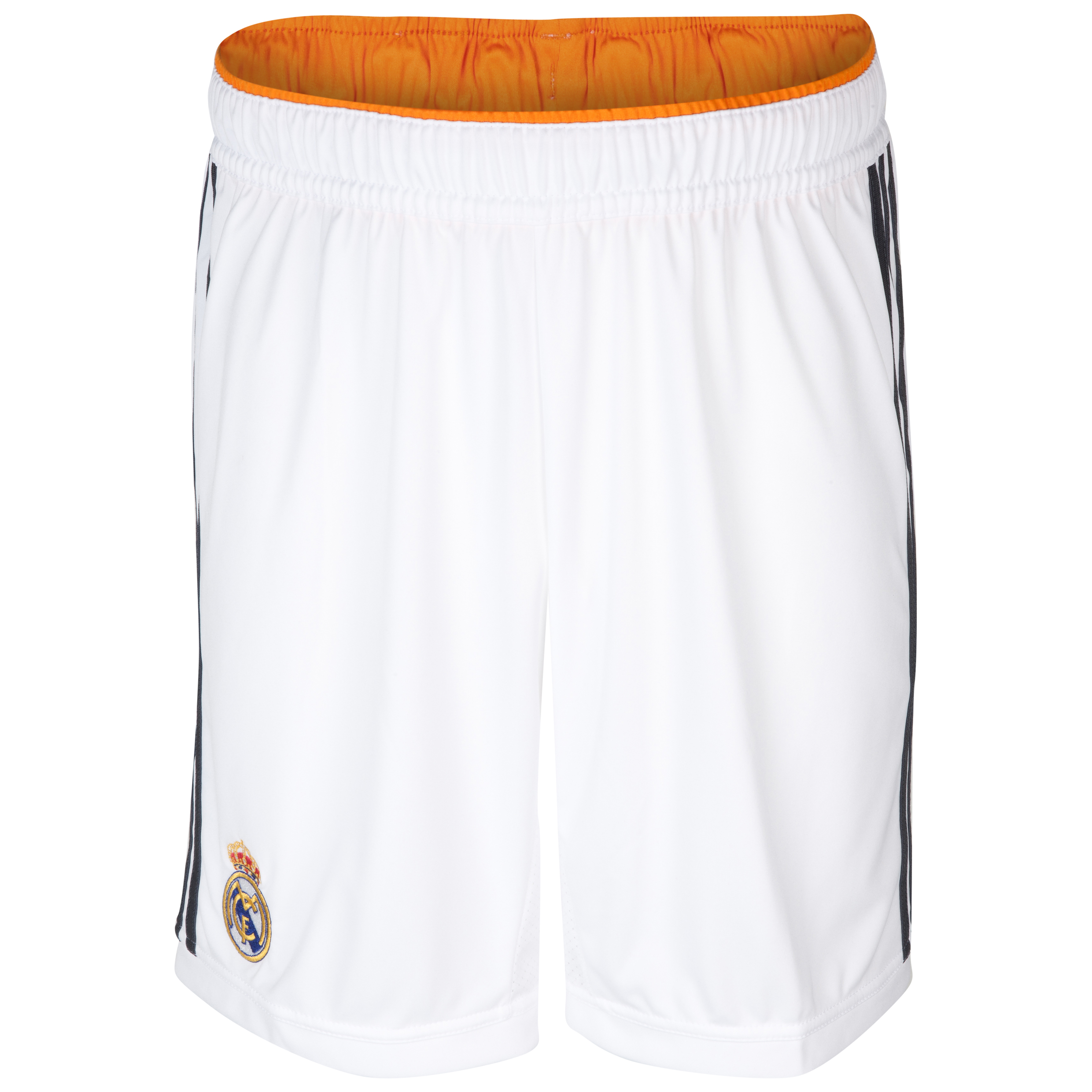 Real Madrid Home Shorts 2013/14 - kids