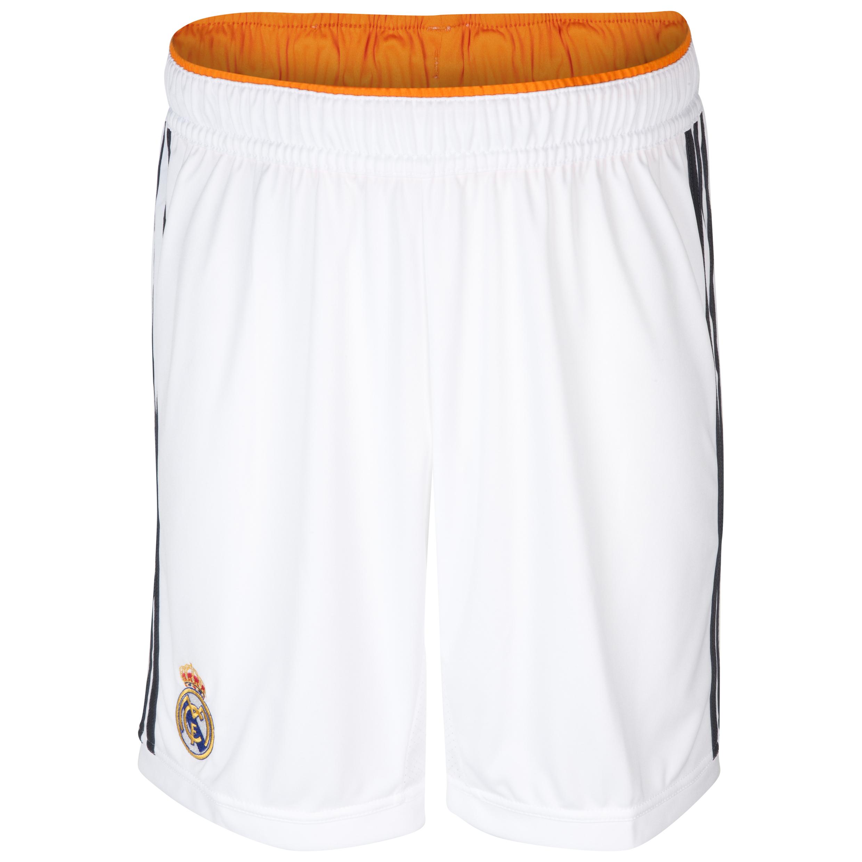 Real Madrid Home Shorts 2013/14