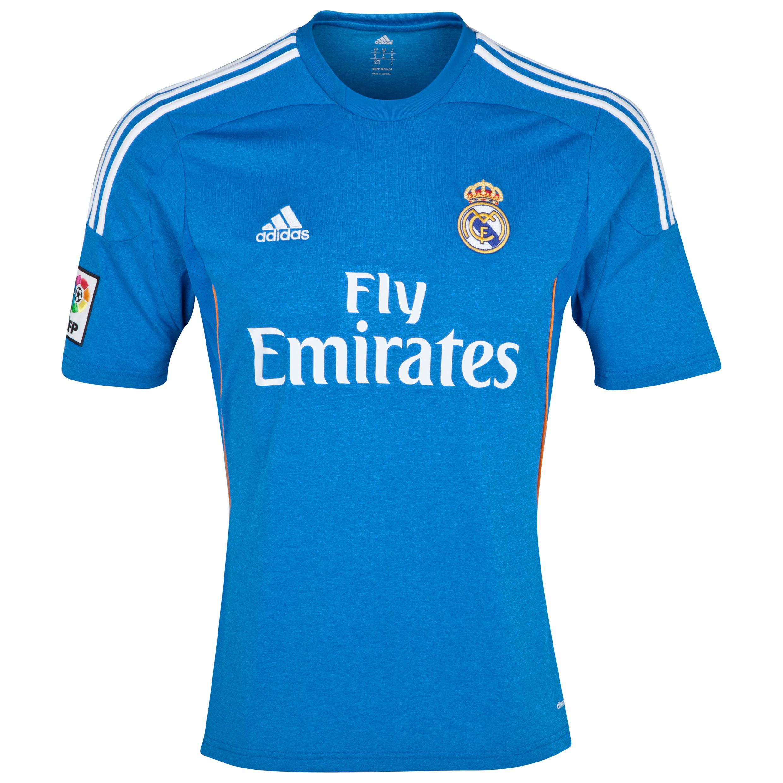 Real Madrid Away Shirt 2013/14