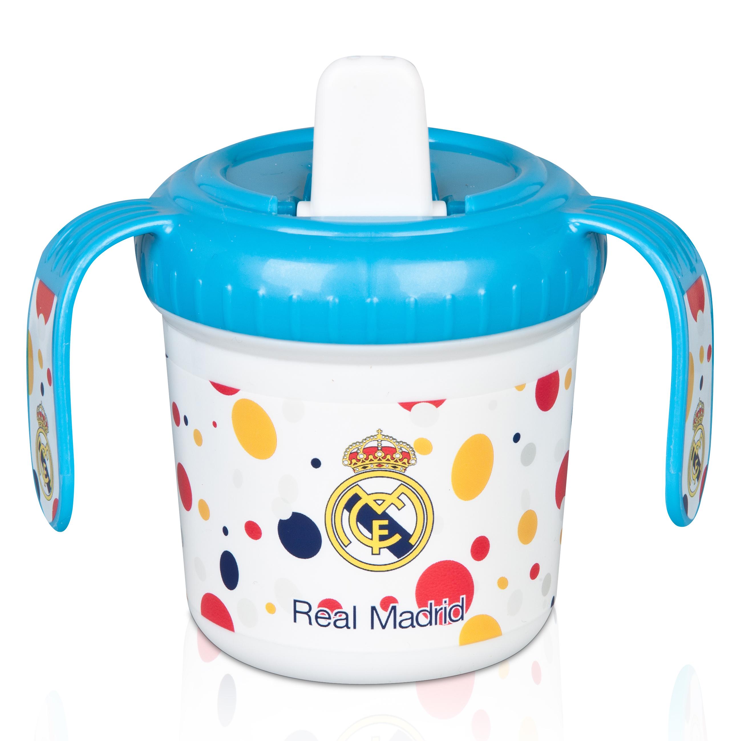 Real Madrid Baby Training Mug