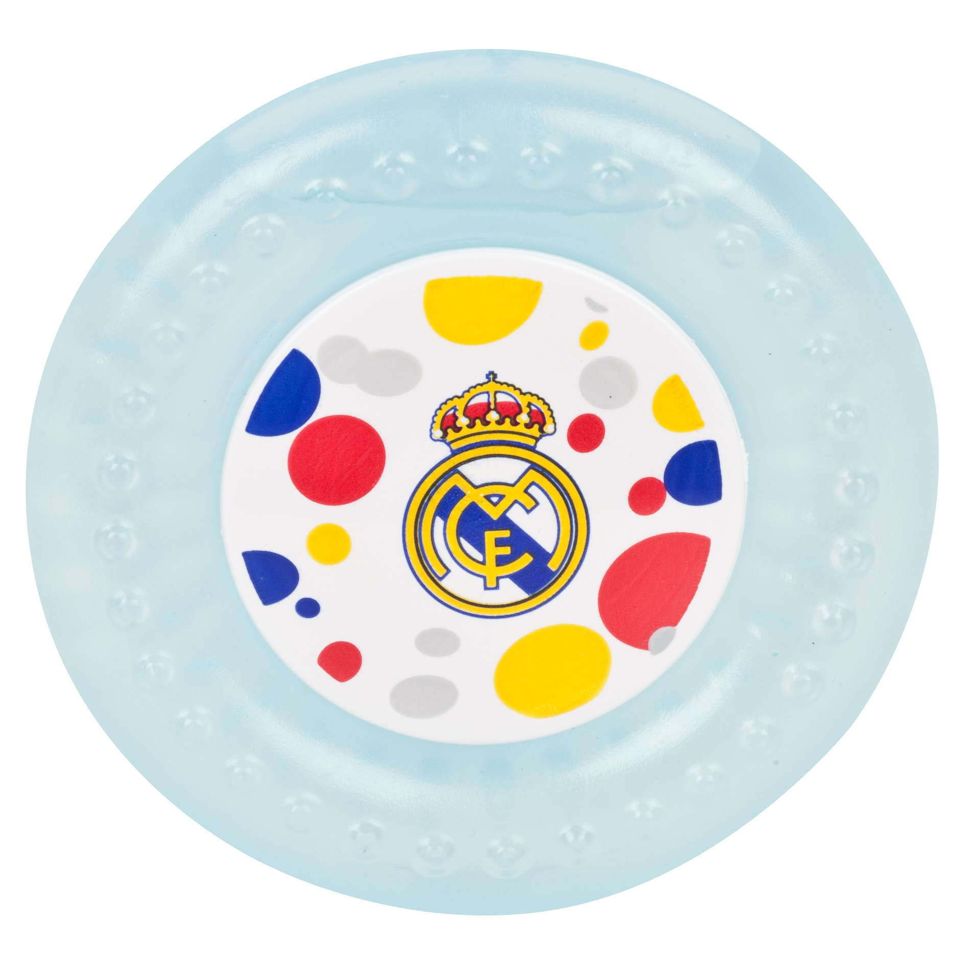 Real Madrid Baby Cooling Teether
