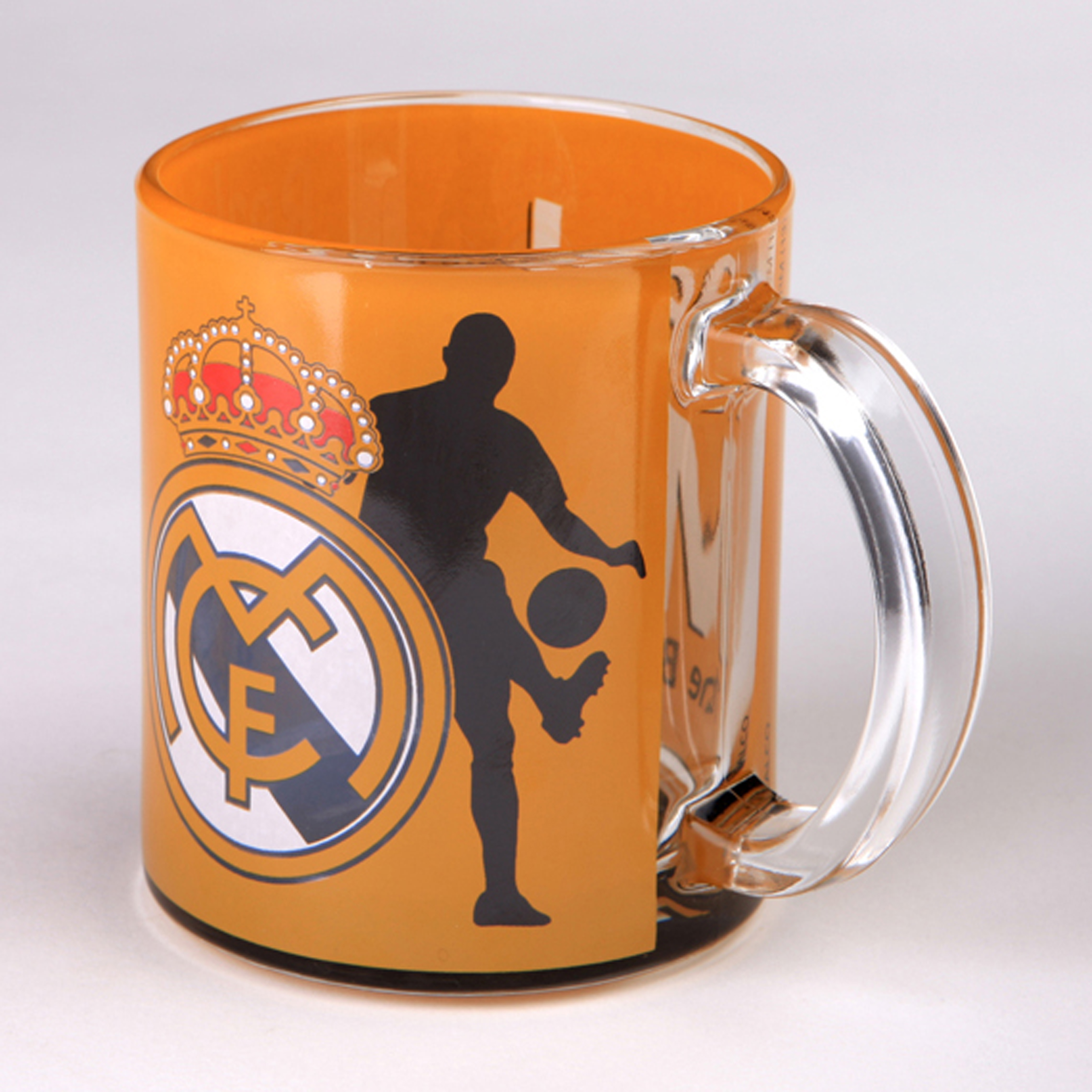 Real Madrid The Best Team In The World Glass Mug