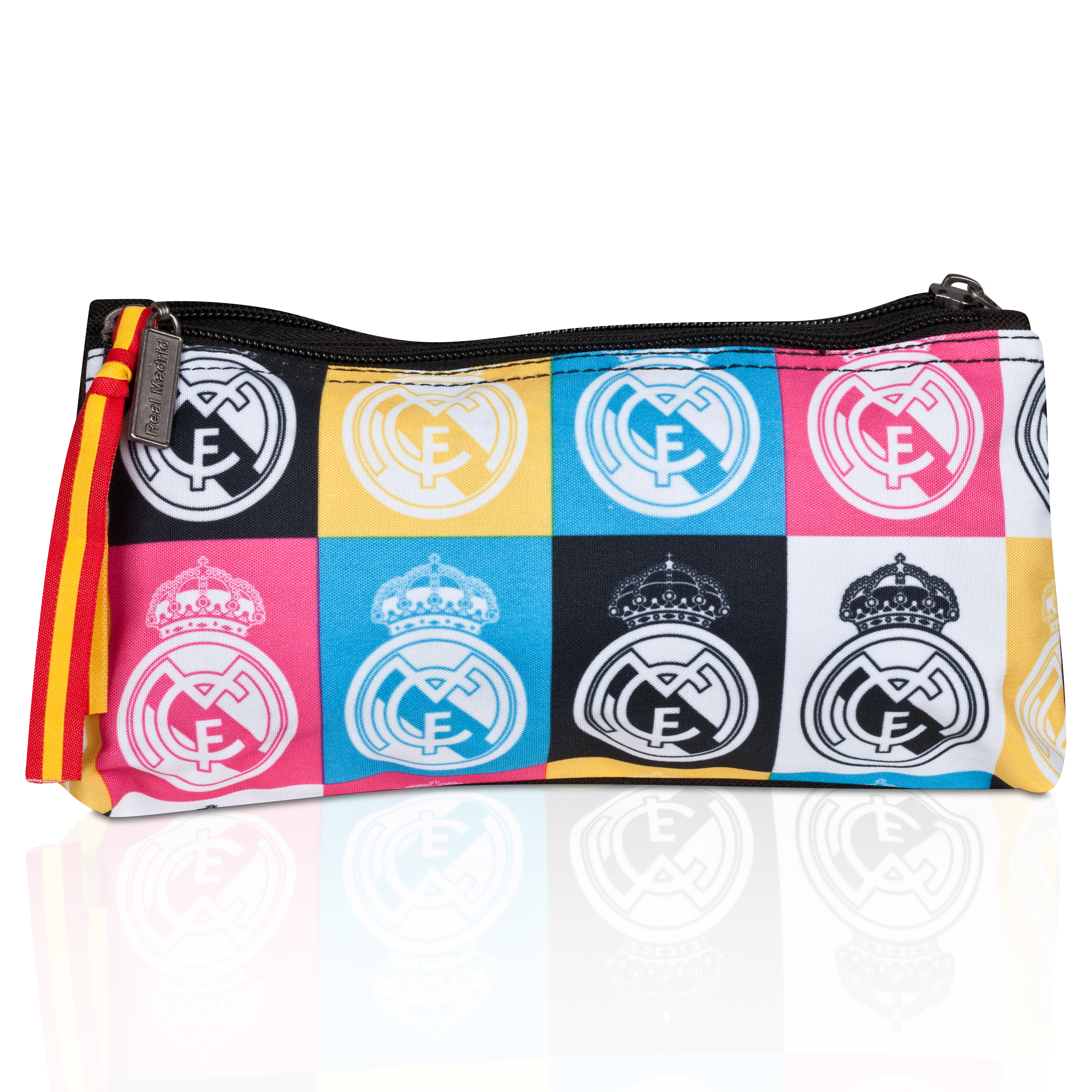 Real Madrid Ladies Carrying Case - 220 x 100 x 80mm
