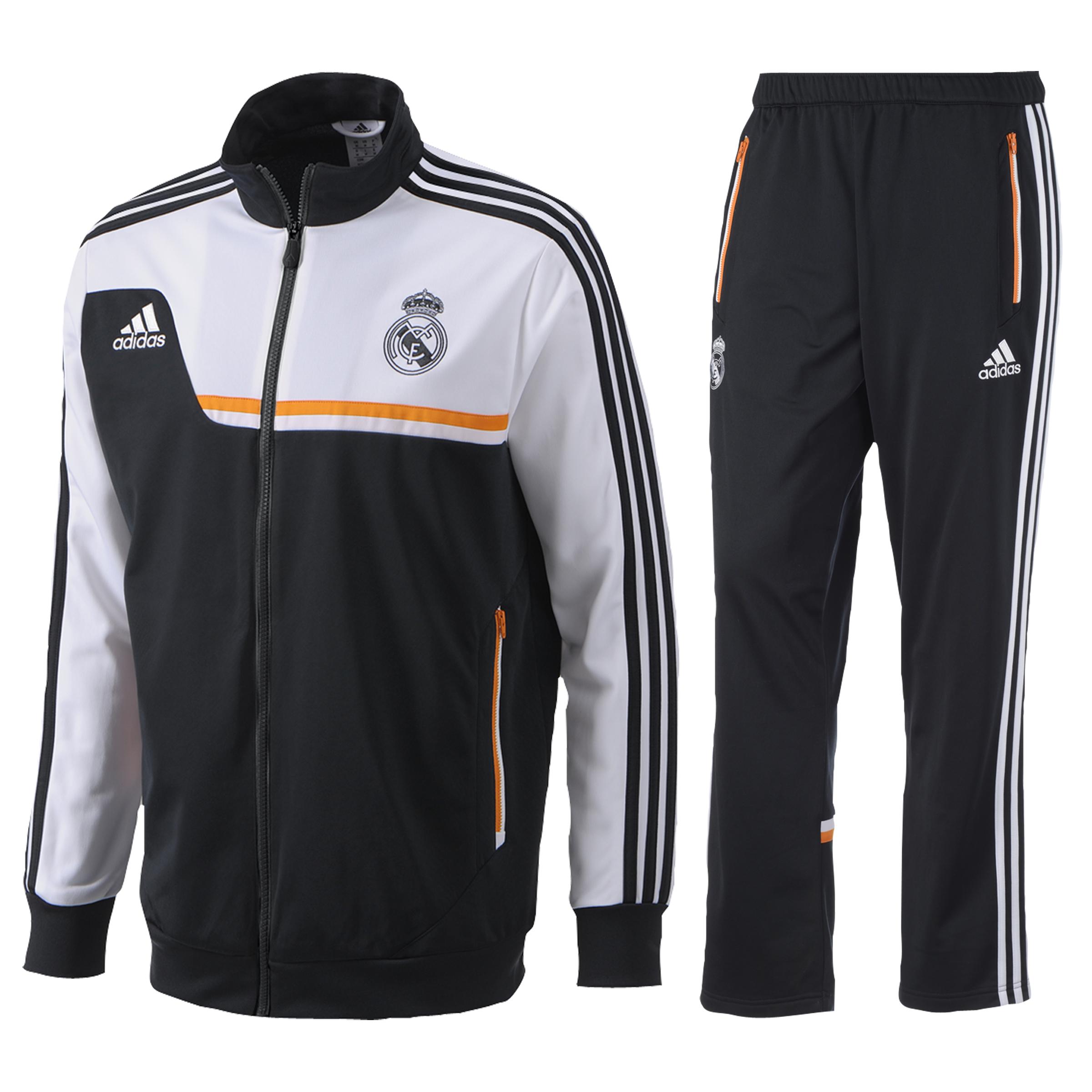 Real Madrid Training Presentation Suit Real Madrid Training