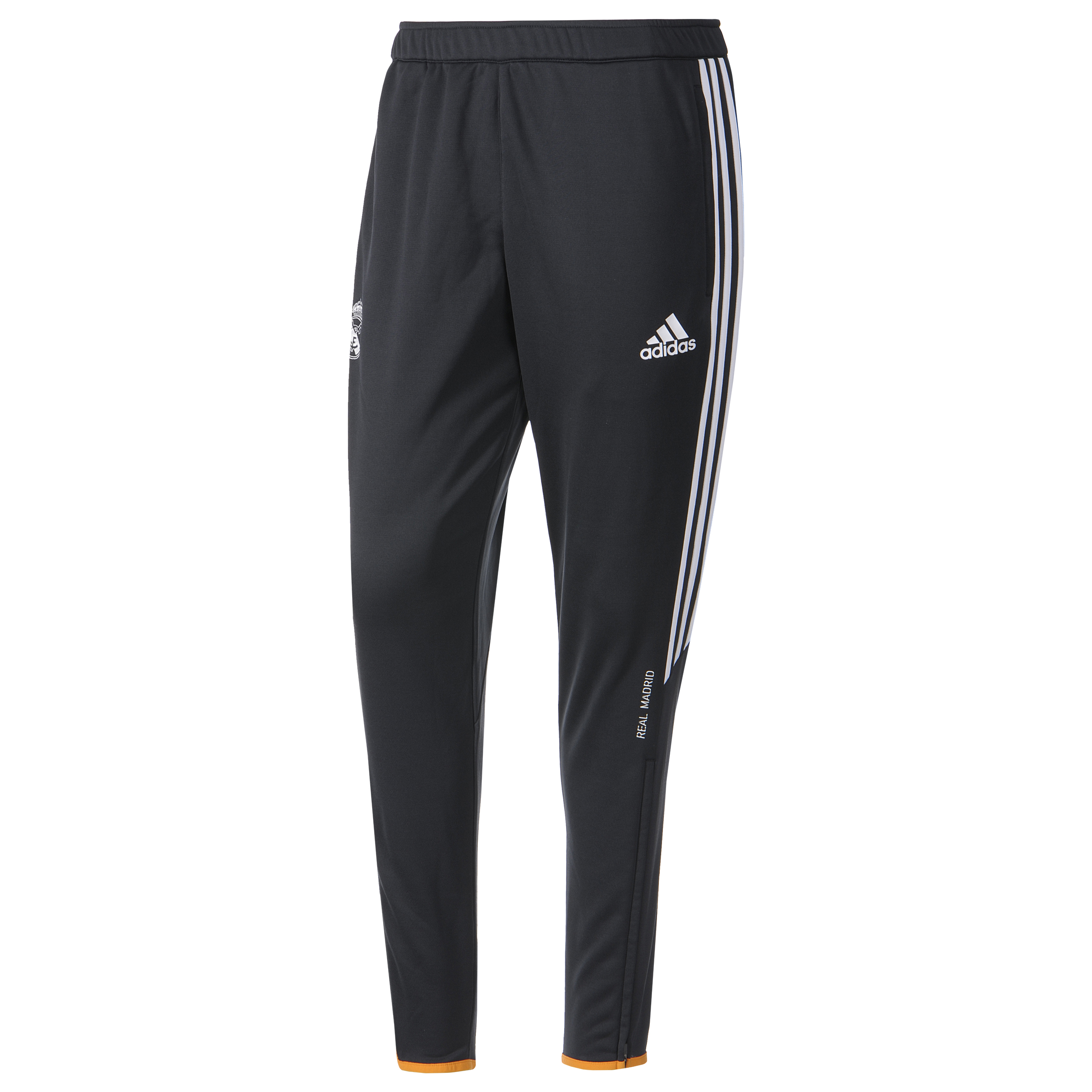 Real Madrid Training Pant - Mens Black