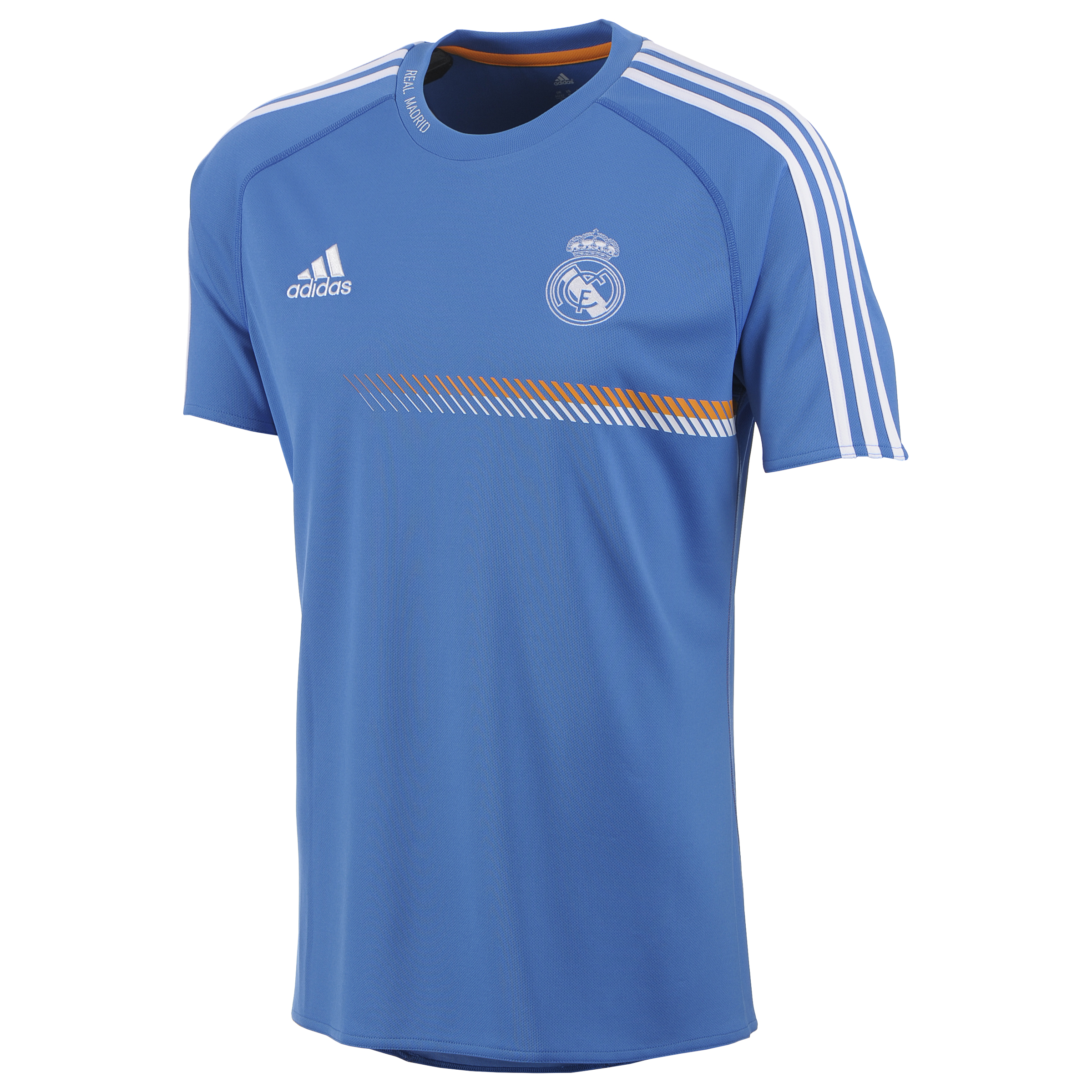 Real Madrid Training Jersey - Kids Blue