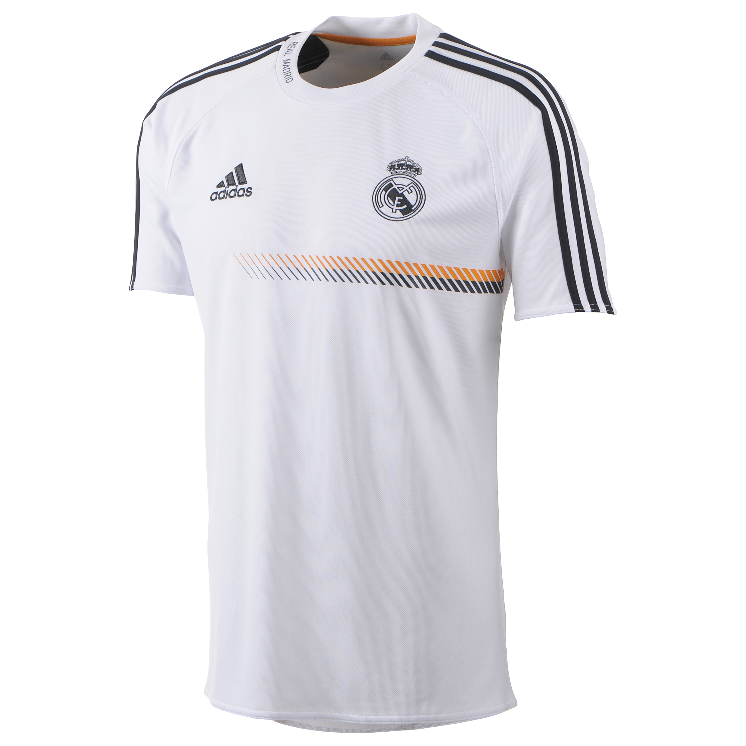 Real Madrid Training Jersey - Kids White