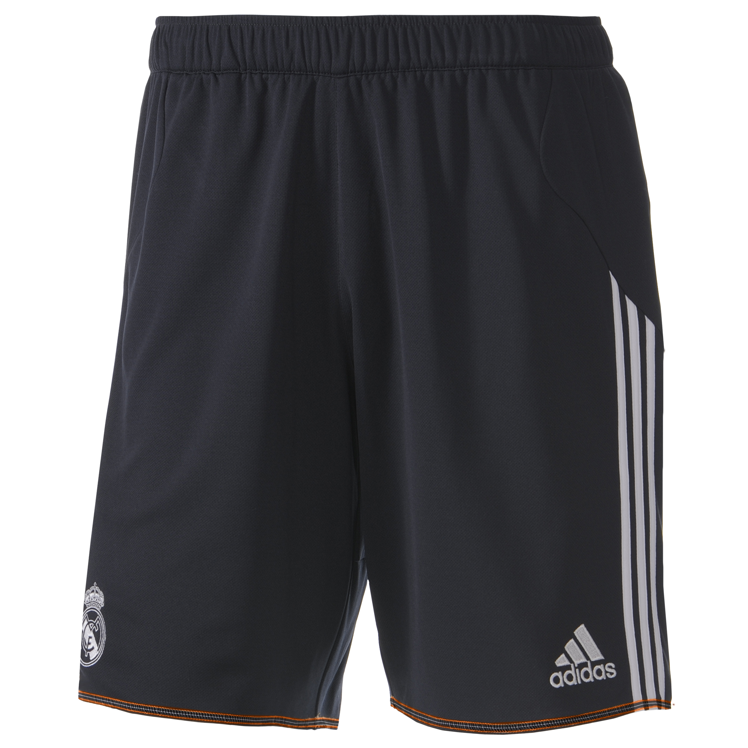 Real Madrid Training Short - Mens Black