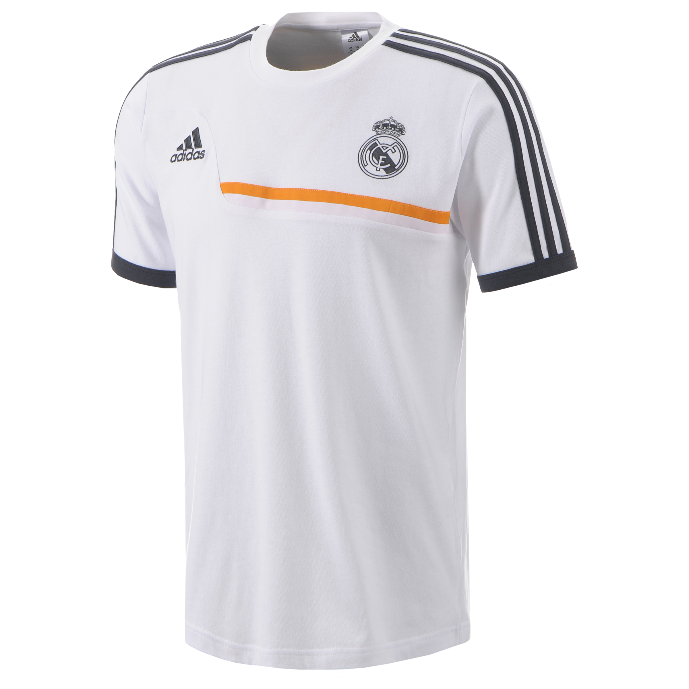Real Madrid Training T-Shirt - Kids White