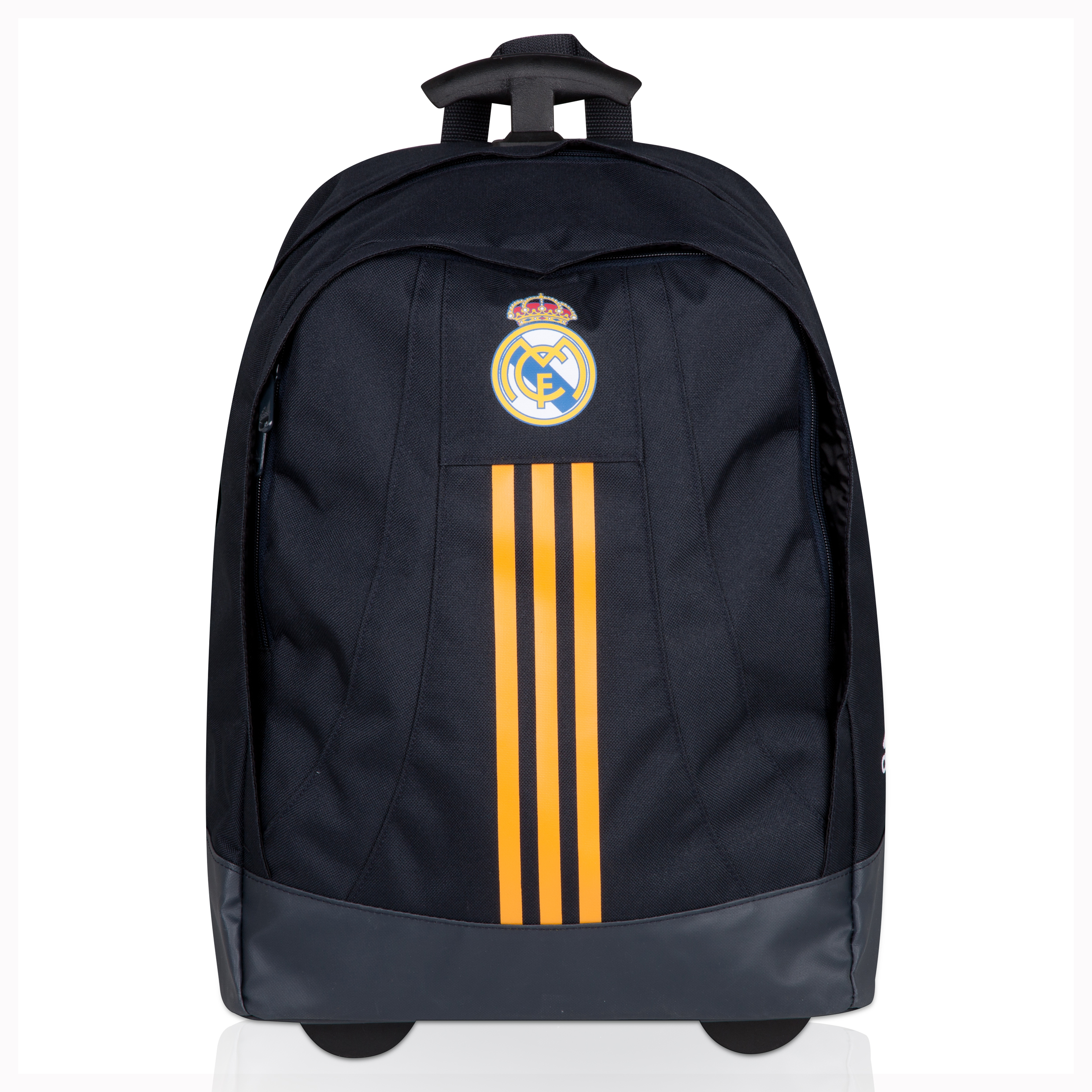 Real Madrid Trolley Bag Black