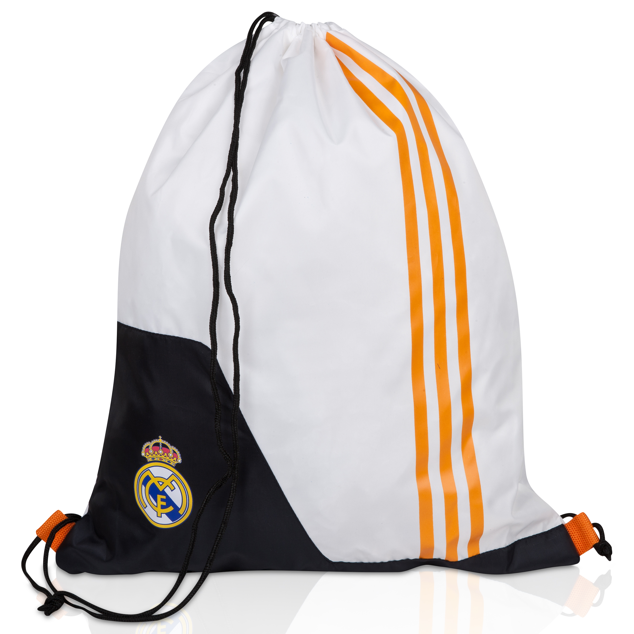 Real Madrid Gym Bag Black