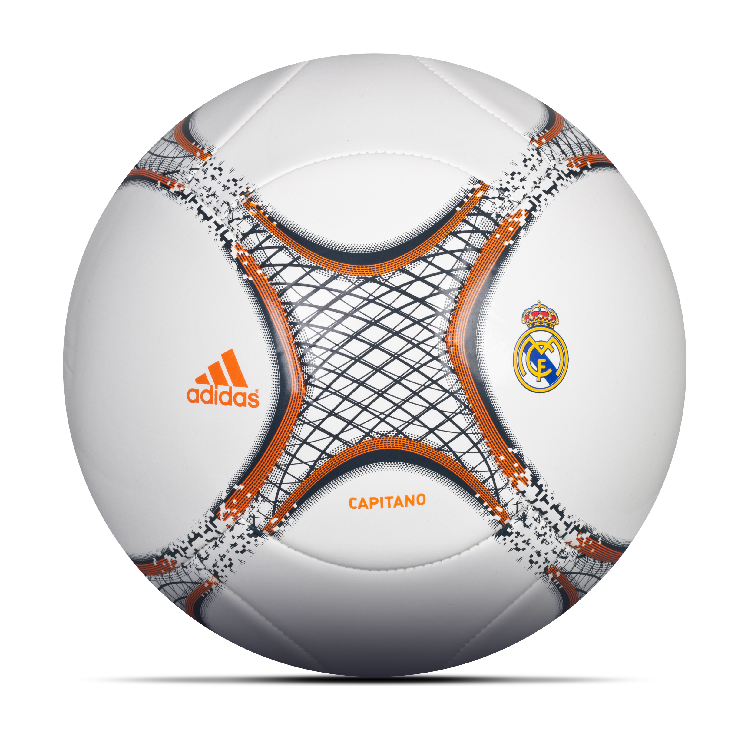 Real Madrid Capitano Football White