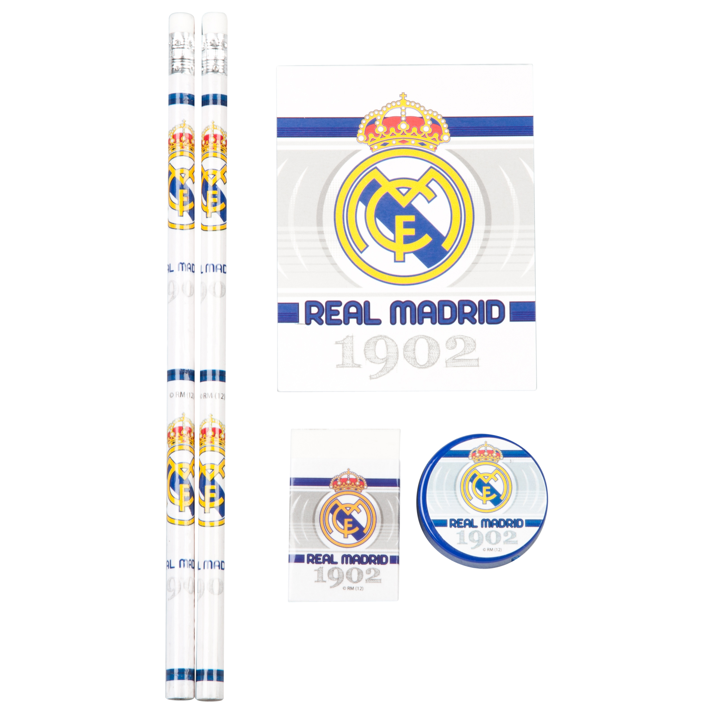Real Madrid Stationery Set