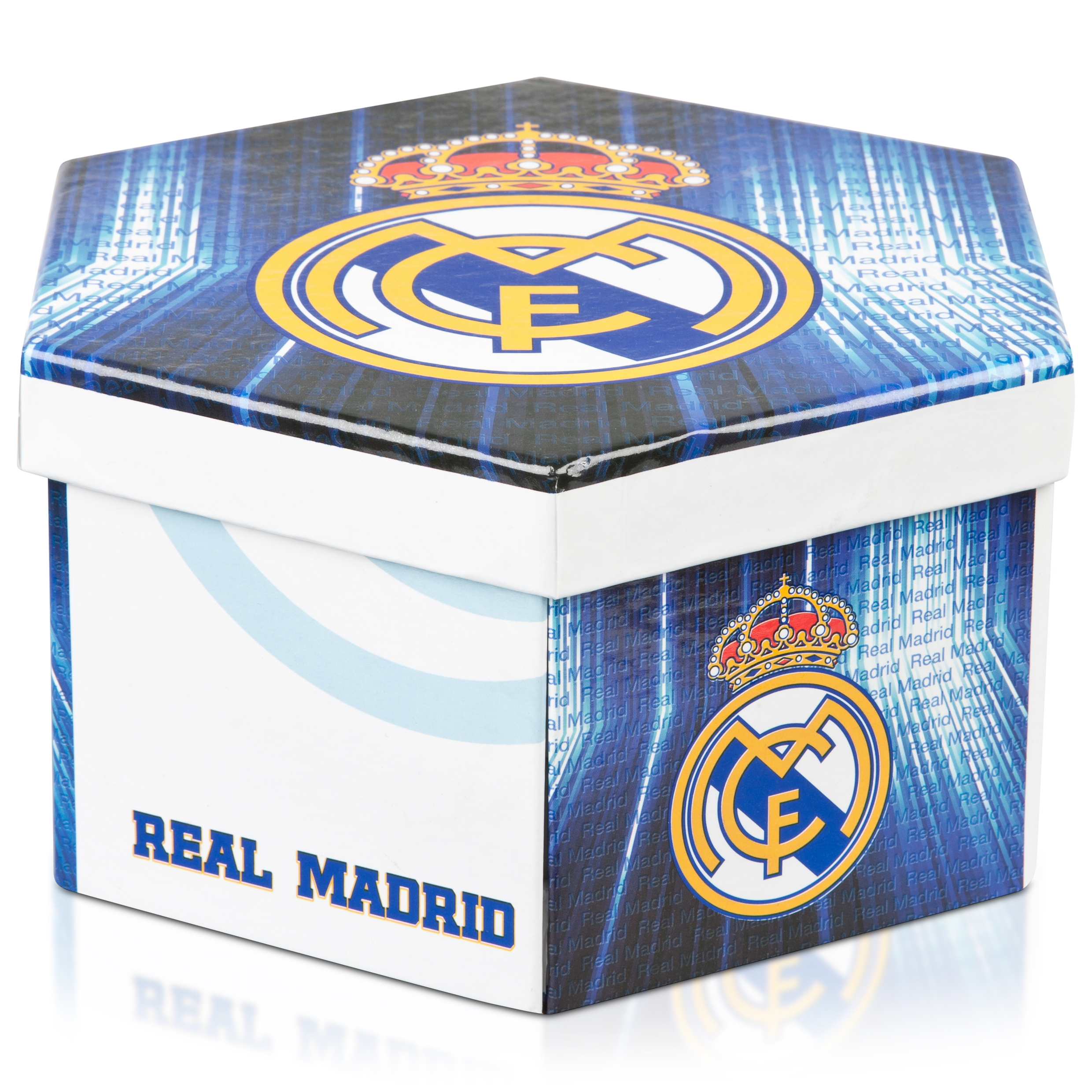 Real Madrid 46 Piece Drawing Stationery Set