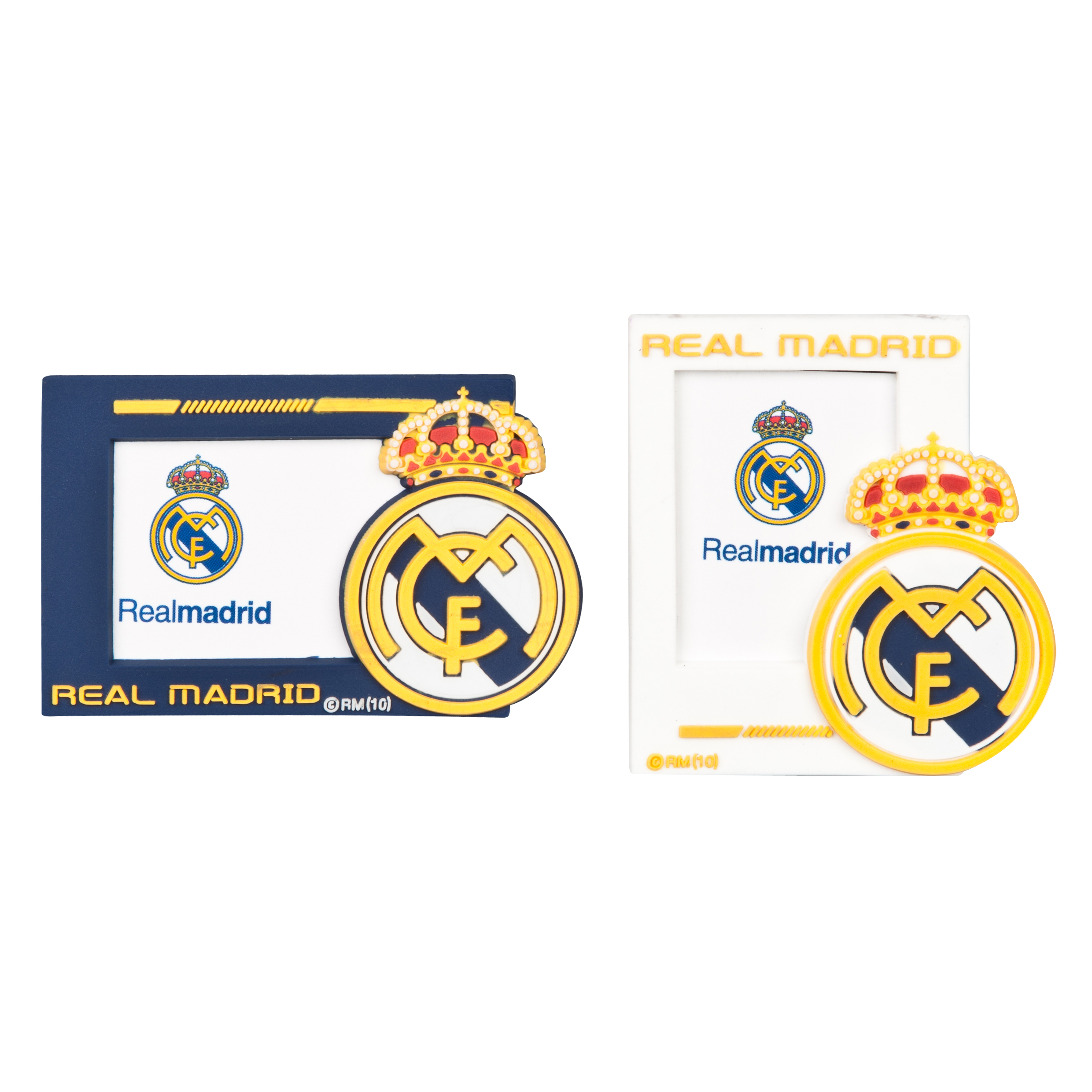 Real Madrid Magnet Photo Frame - 2 Pack