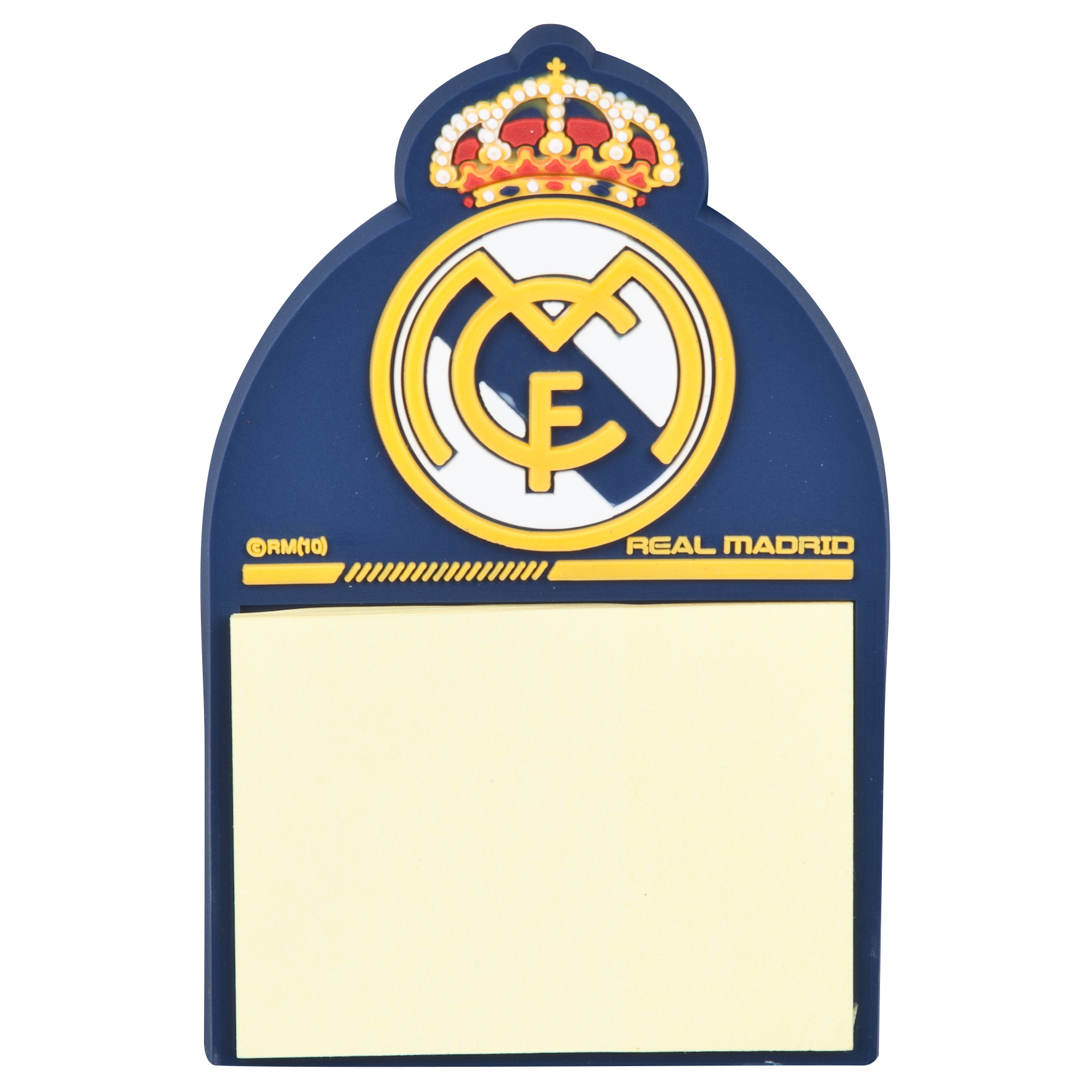 Real Madrid Magnet Note Pad