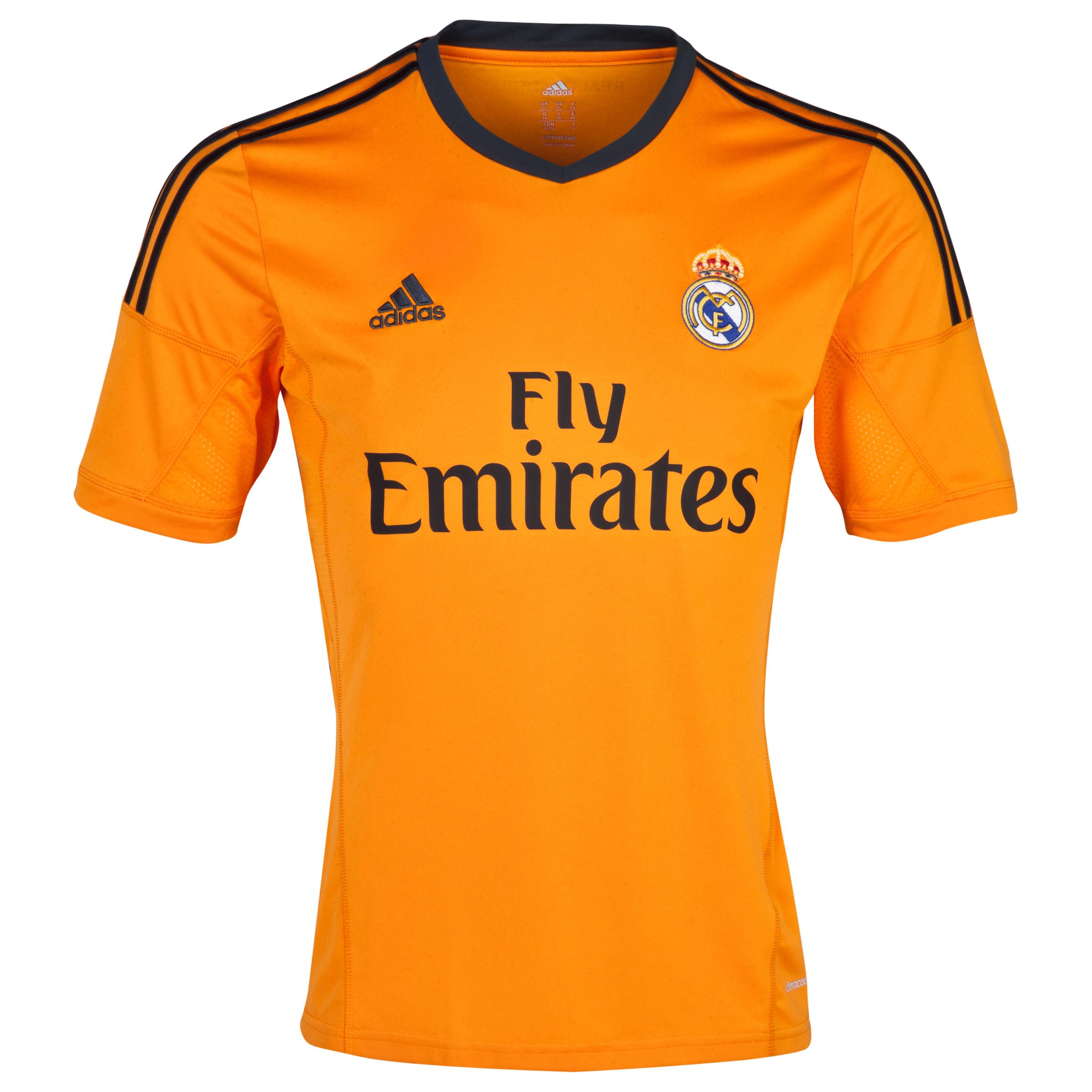 Real Madrid Third Shirt 2013/14