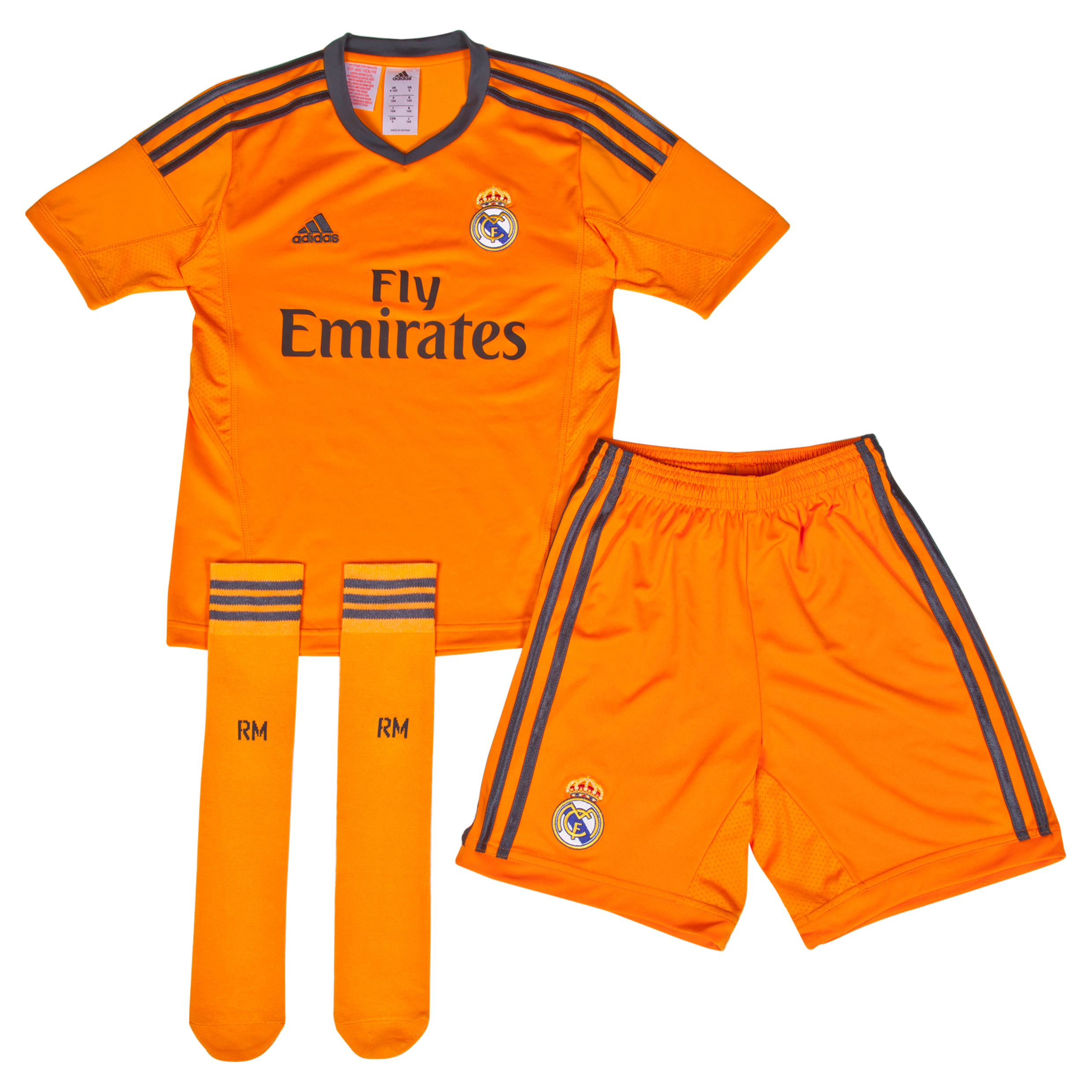 Real Madrid Third Mini Kit 2013/14