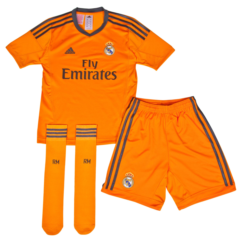 Real Madrid Third Mini Kit 2013/14