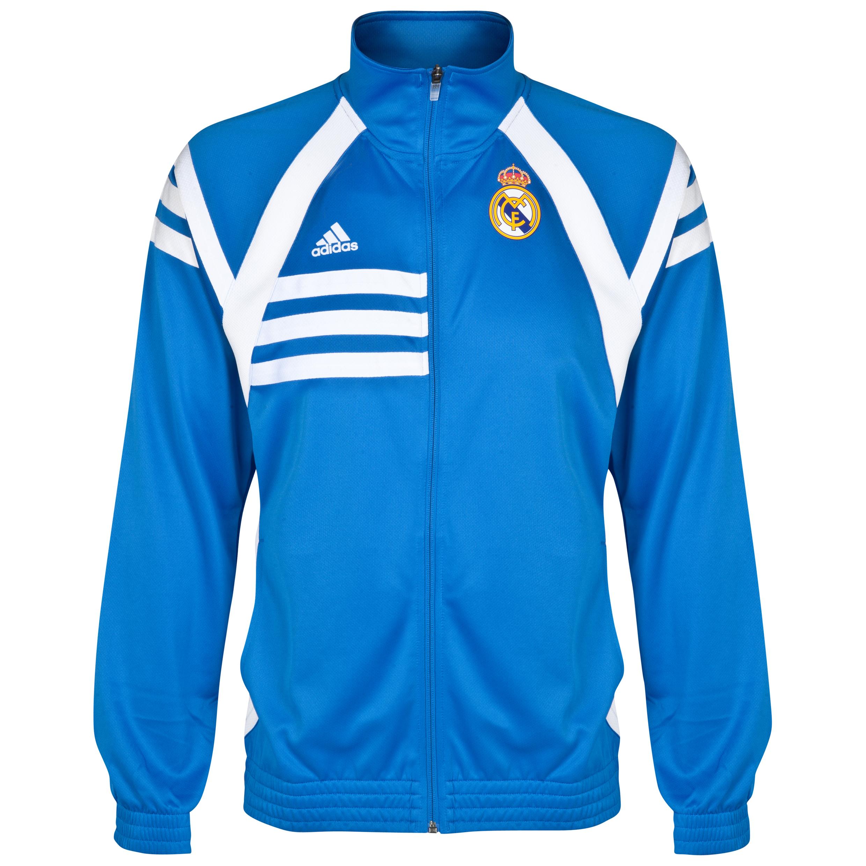 Real Madrid Basketball Track Jacket