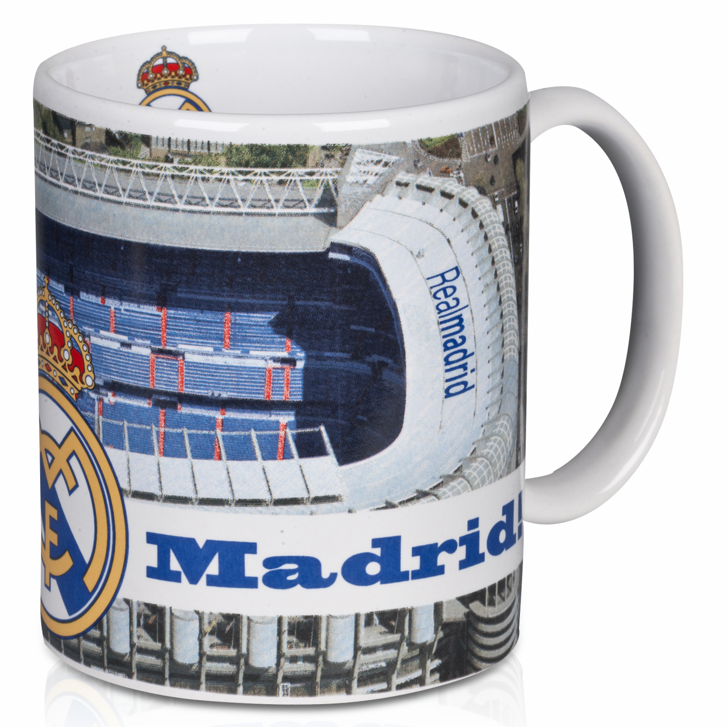 Real Madrid Bernabeu Mug