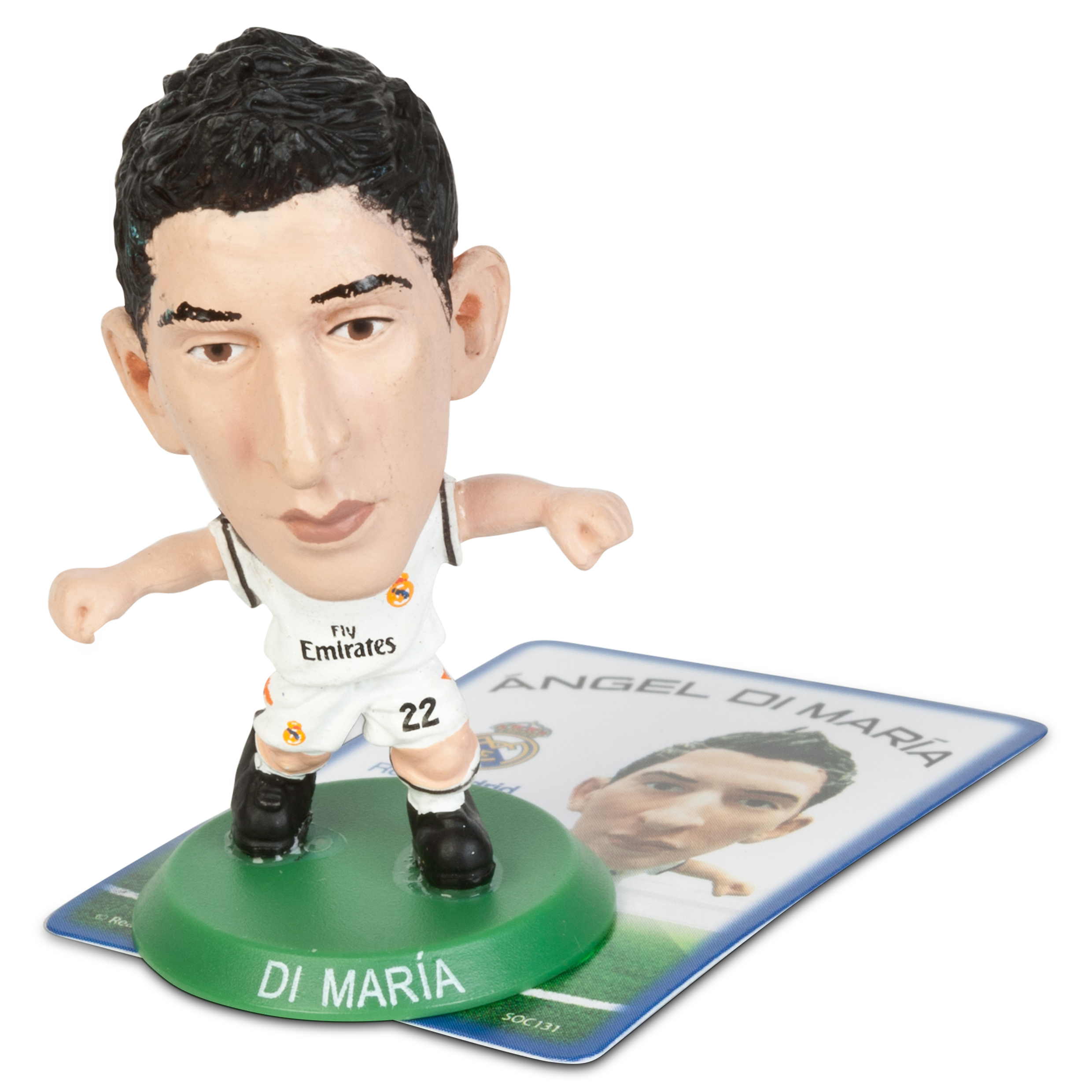 Real Madrid Di Maria Home Soccer Starz