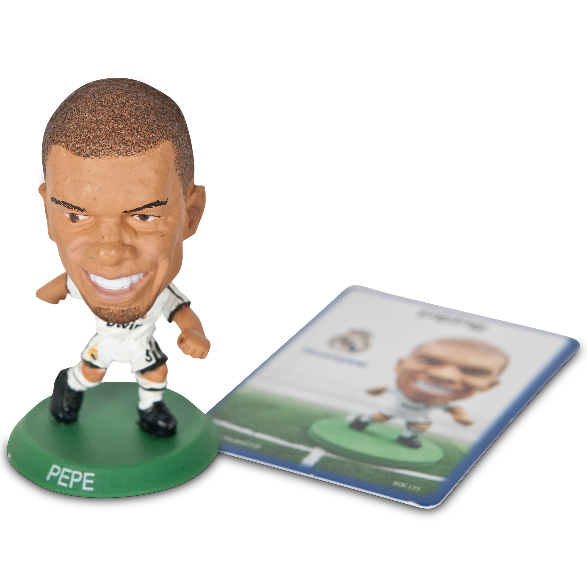 Real Madrid Kelper Laveran (Pepe) Home Soccer Starz