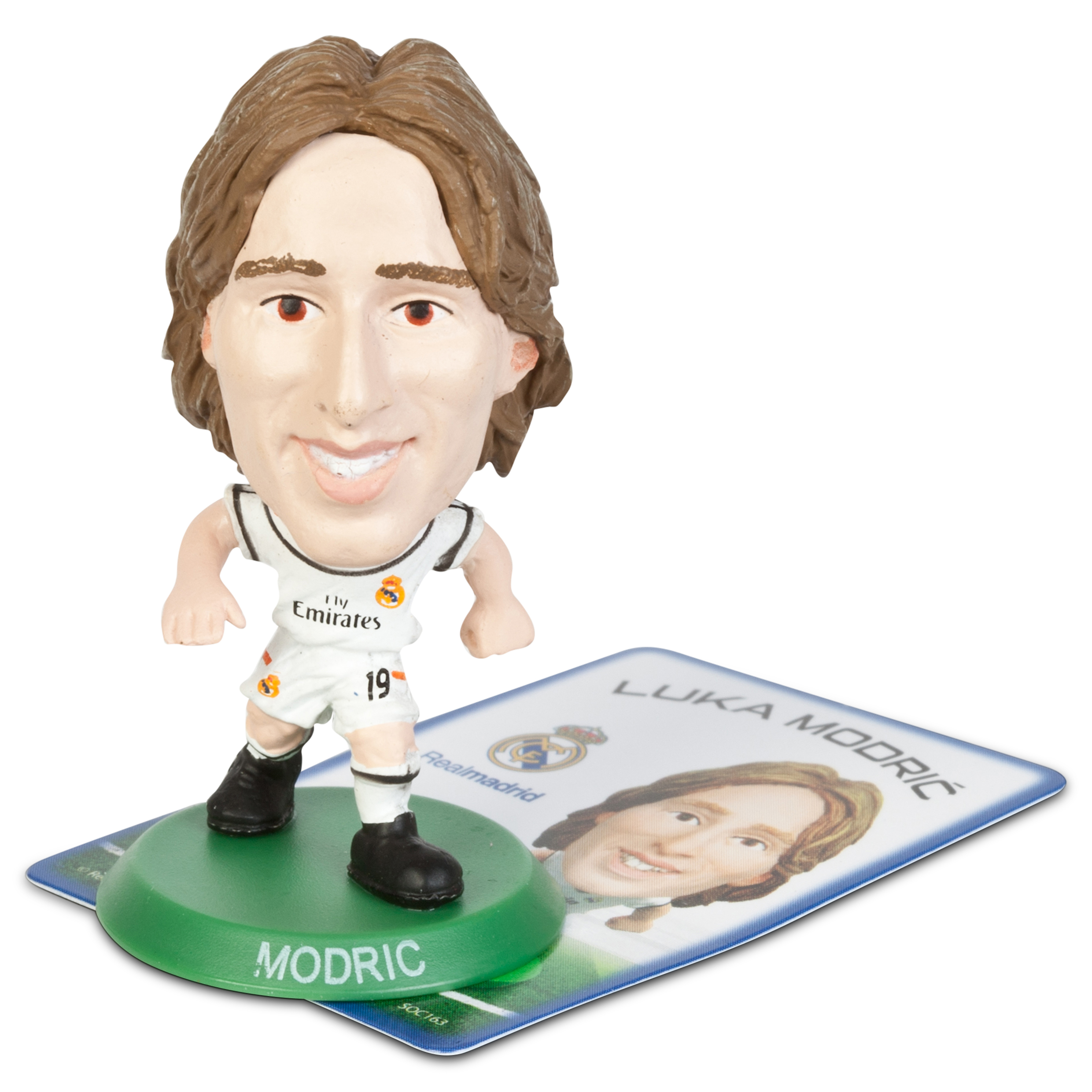 Real Madrid Luka Modric Home Soccer Starz