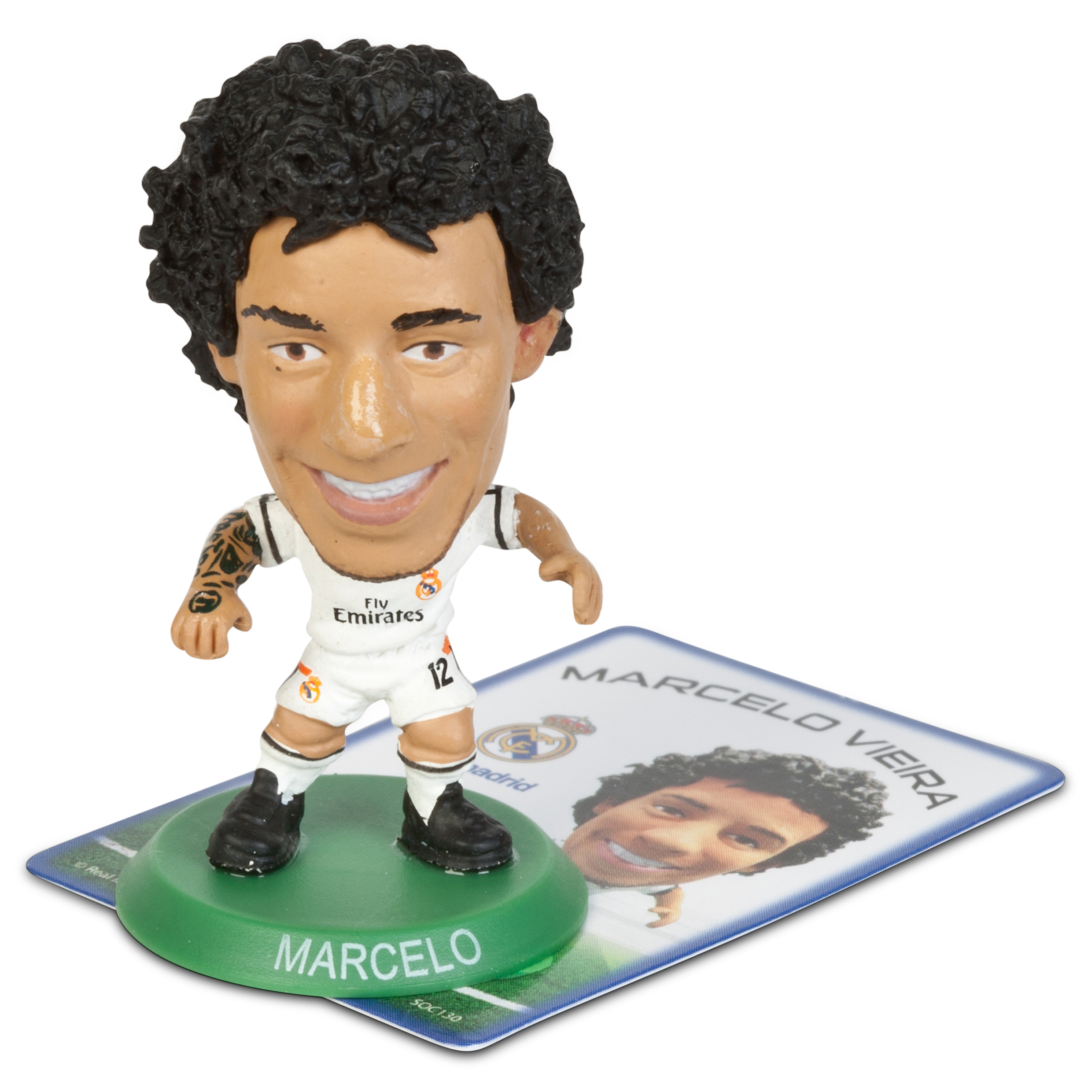 Real Madrid Marcelo Vieira Home Soccer Starz